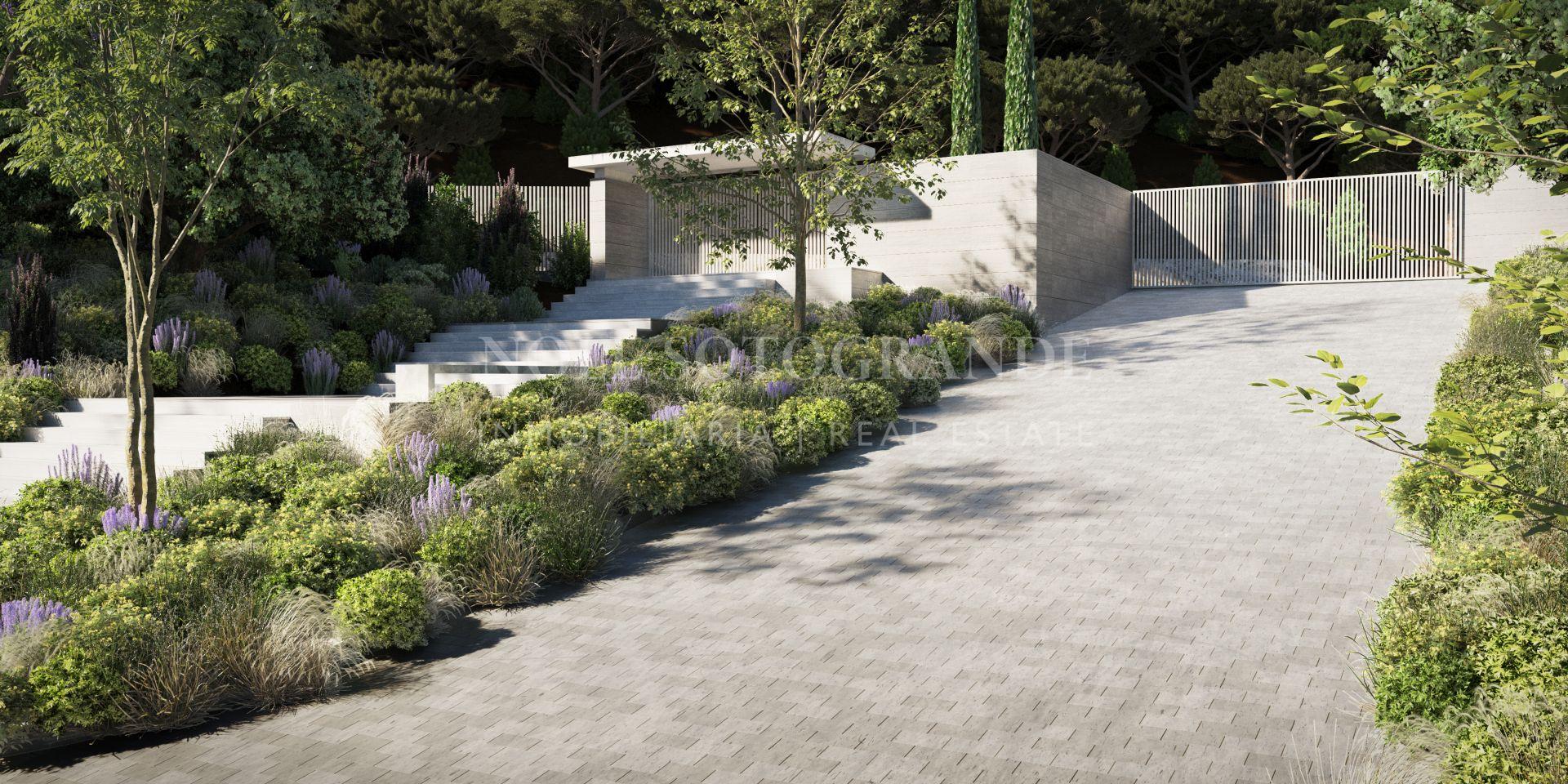 FRAME a new villa by Ark in La Reserva de Sotogrande