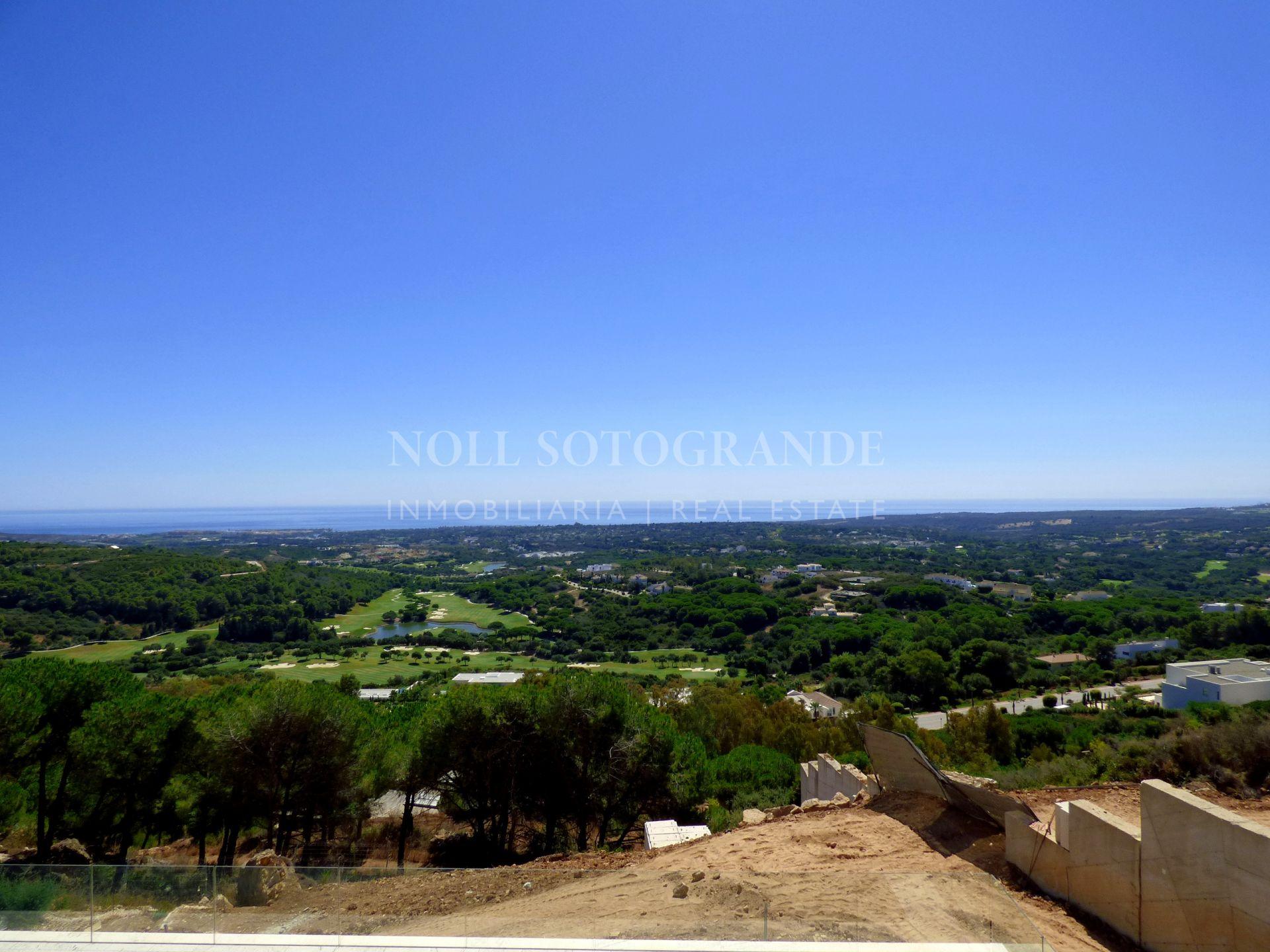 Blue ...a new villa by Ark in La Reserva de Sotogrande