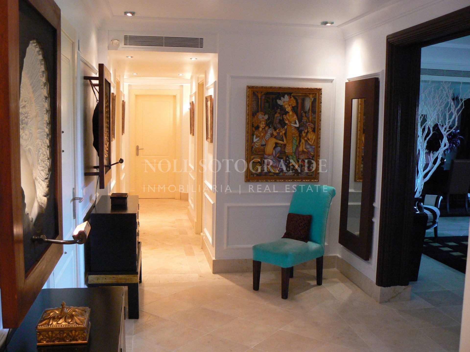 Spacious Apartment in the urbanisation Valgrande, Sotogrande for rent