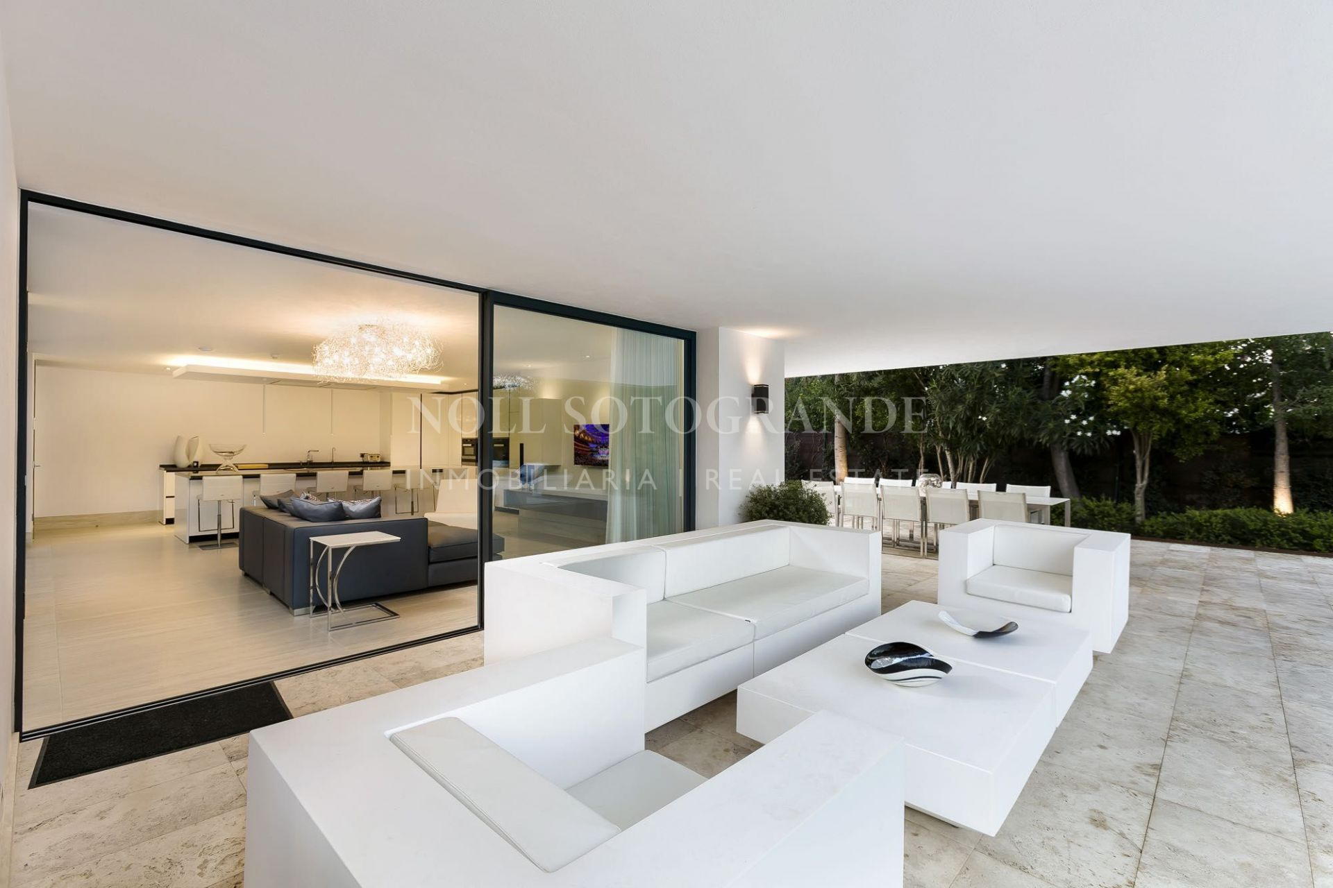 Sotogrande, Luxury Villa by Ark Architects