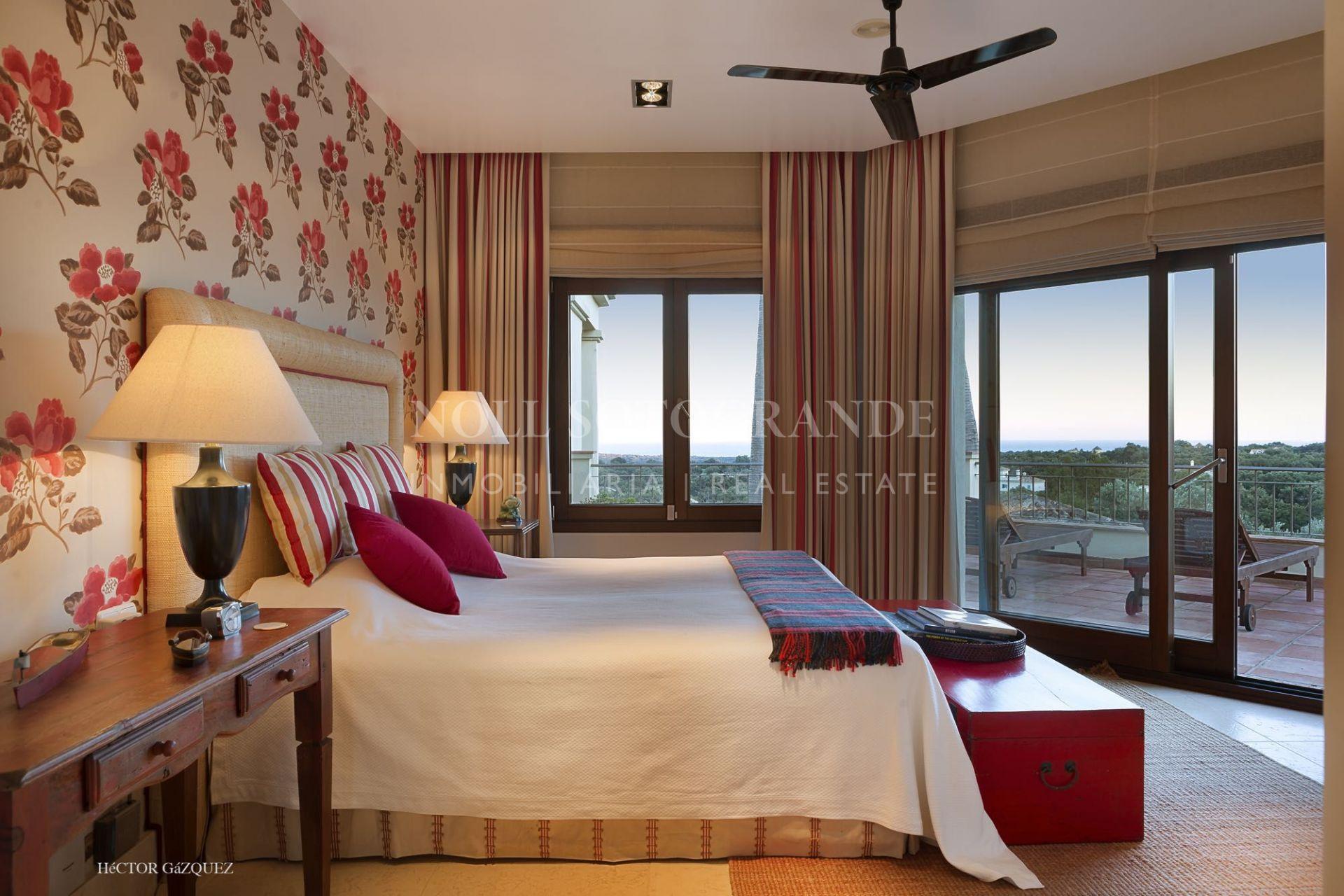 Luxury villa for rent Sotogrande Alto
