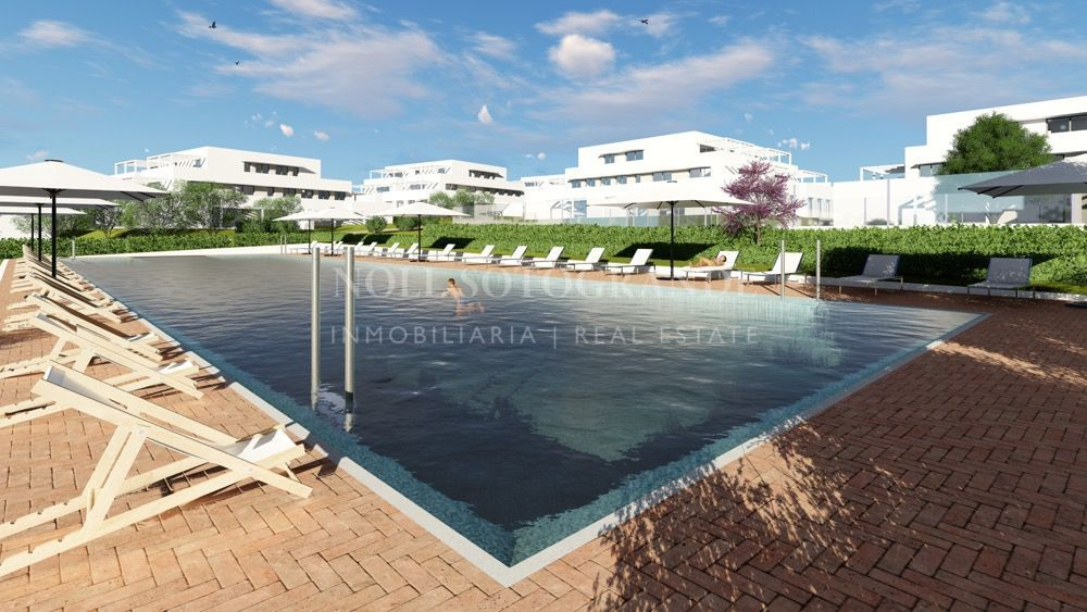 Senda Chica Sotogrande, Contemporary apartments for sale in Sotogrande
