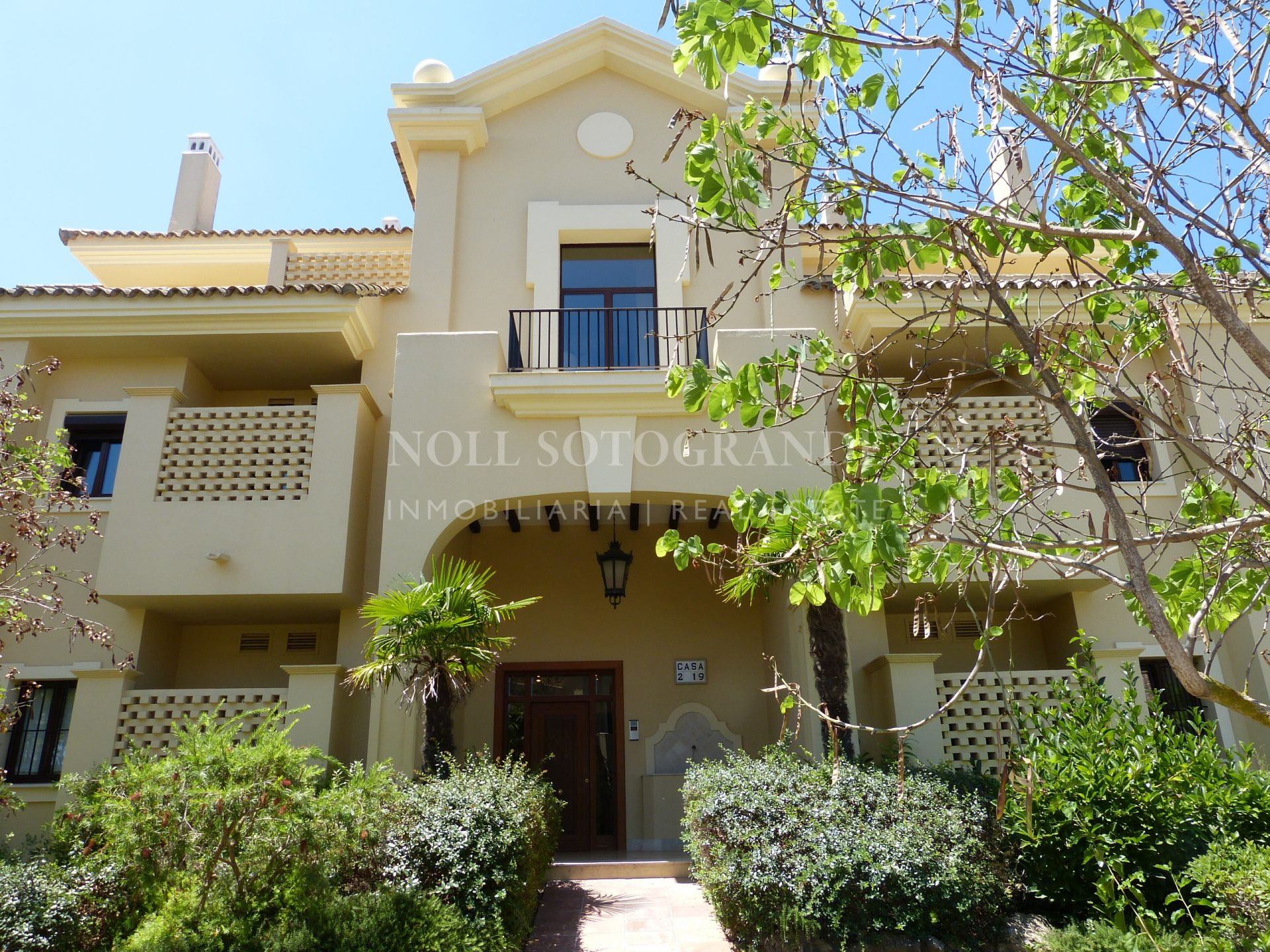 Sotogrande, Valgrande - 3 bedroom Apartment For Sale