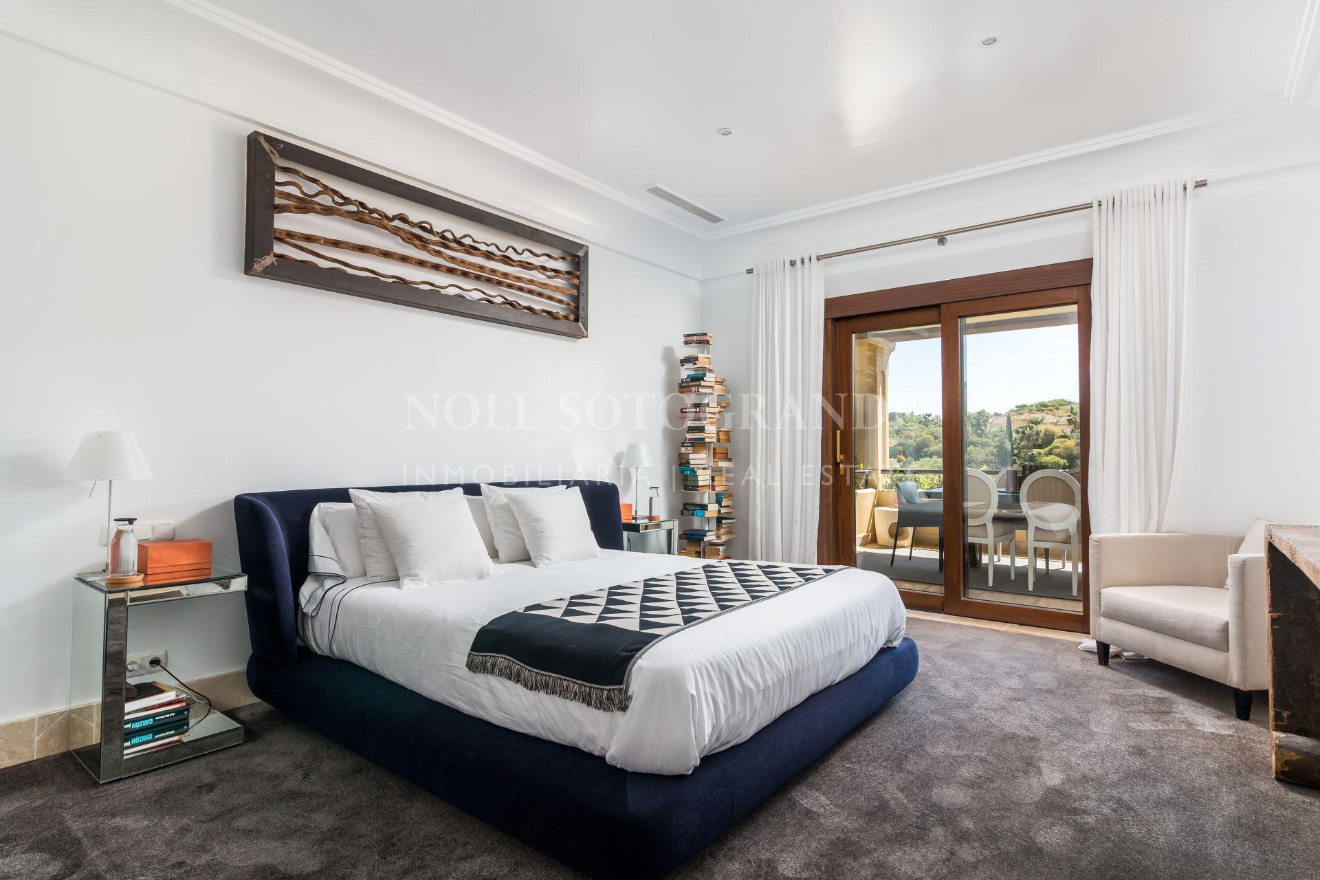 Modern 1st fl.apartment Valgrande Sotogrande for sale