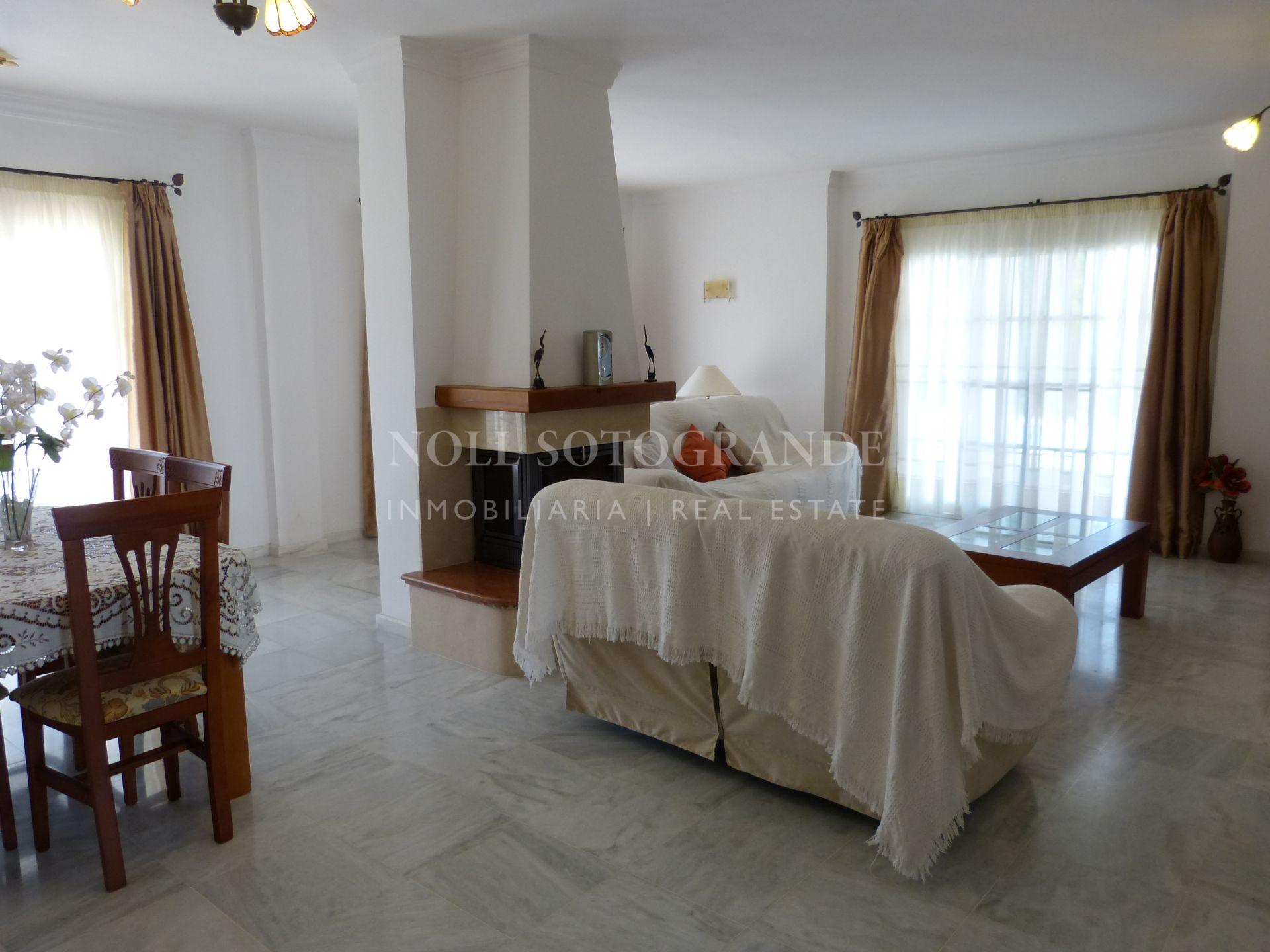 Villa tradicional en venta Sotogrande Costa Central