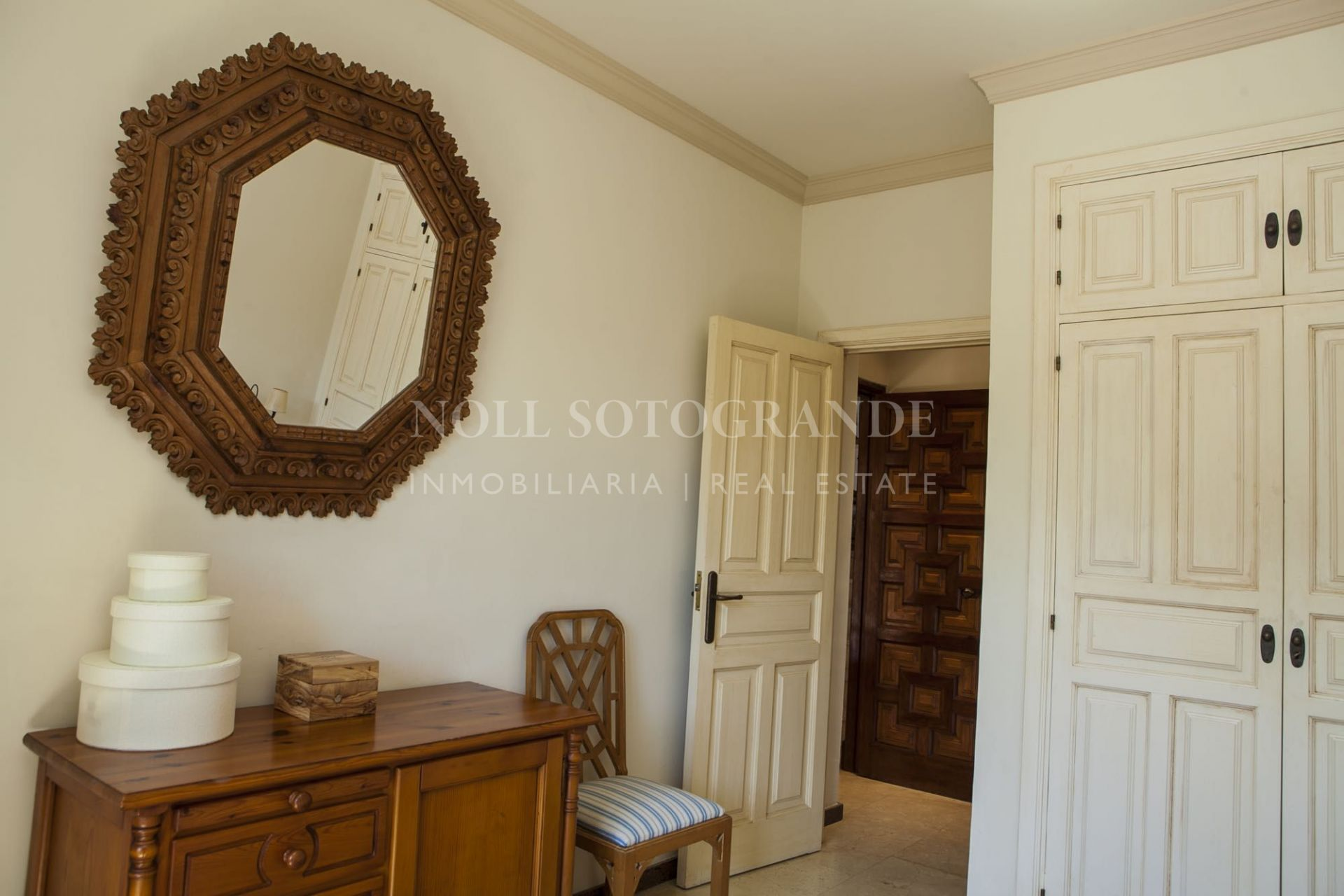 Traditional and very well maintained property Sotogrande Costa