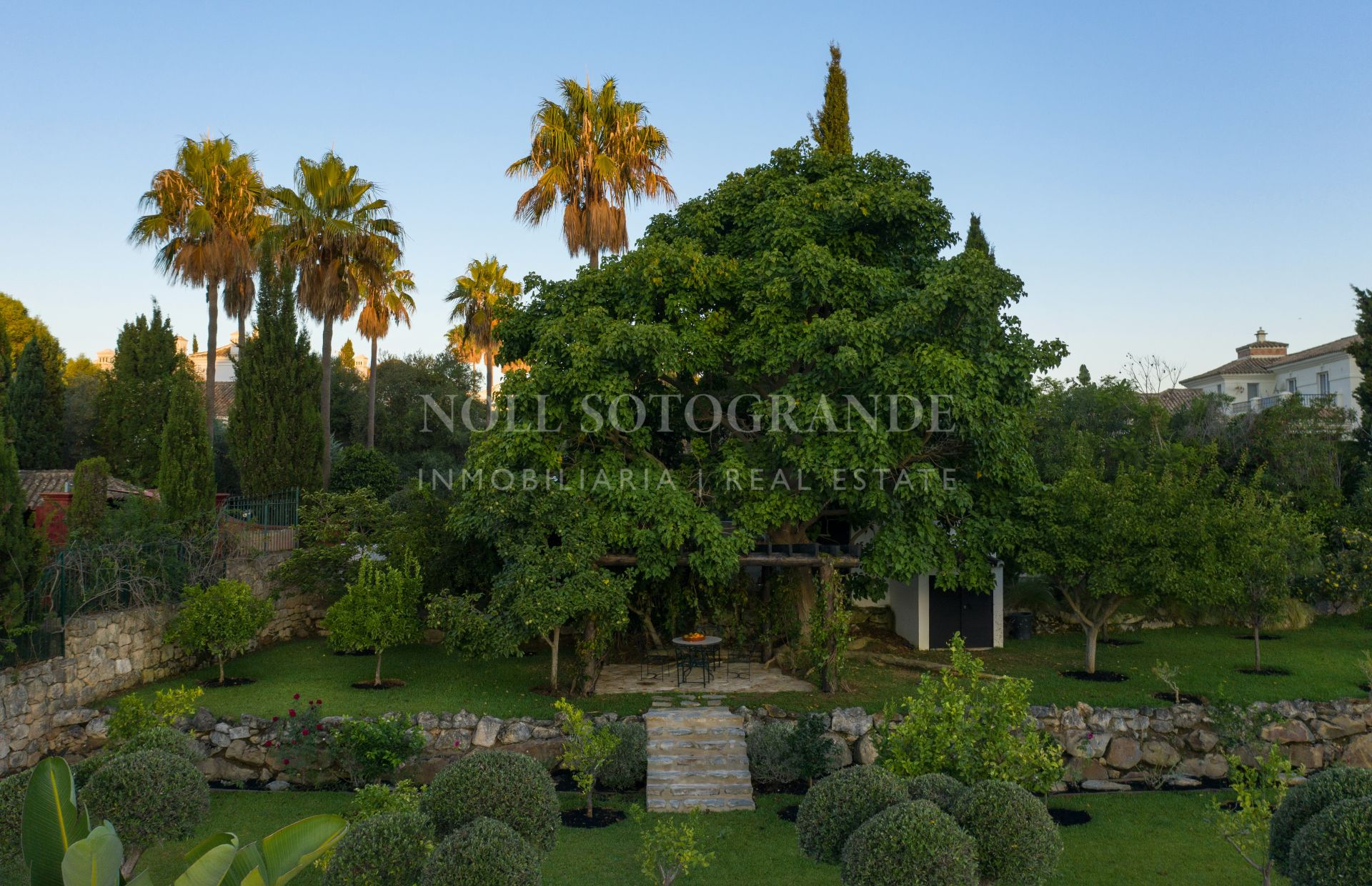 Casa Agosto Sotogrande, Luxury Villa for sale