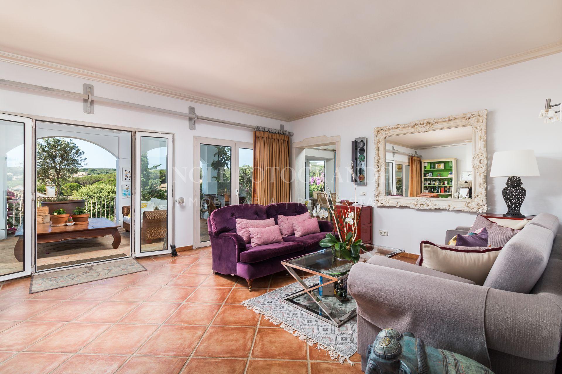 Villa for sale in Sotogrande Alto near International School