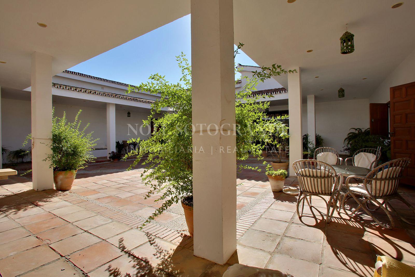 Villa am Valderrama Golfplatz-Sotogrande Alto