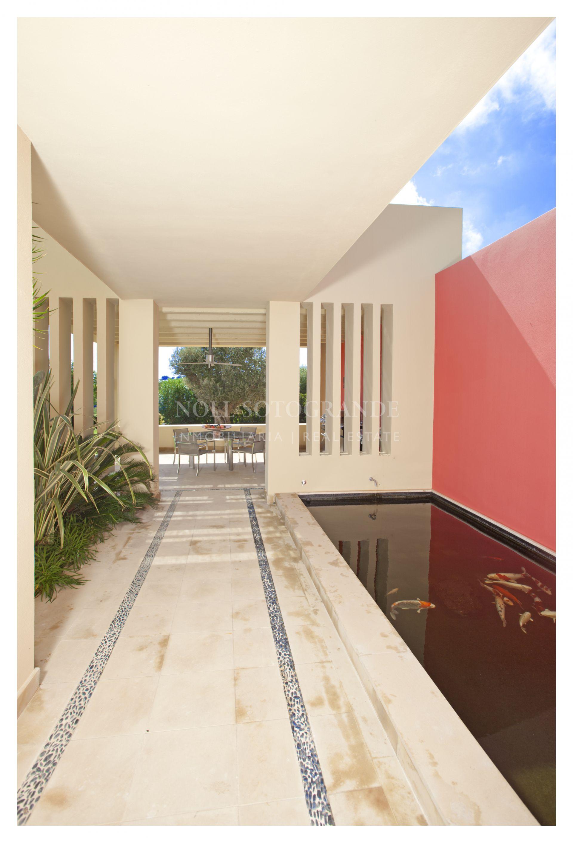 Contemporary Villa La Reserva Sotogrande