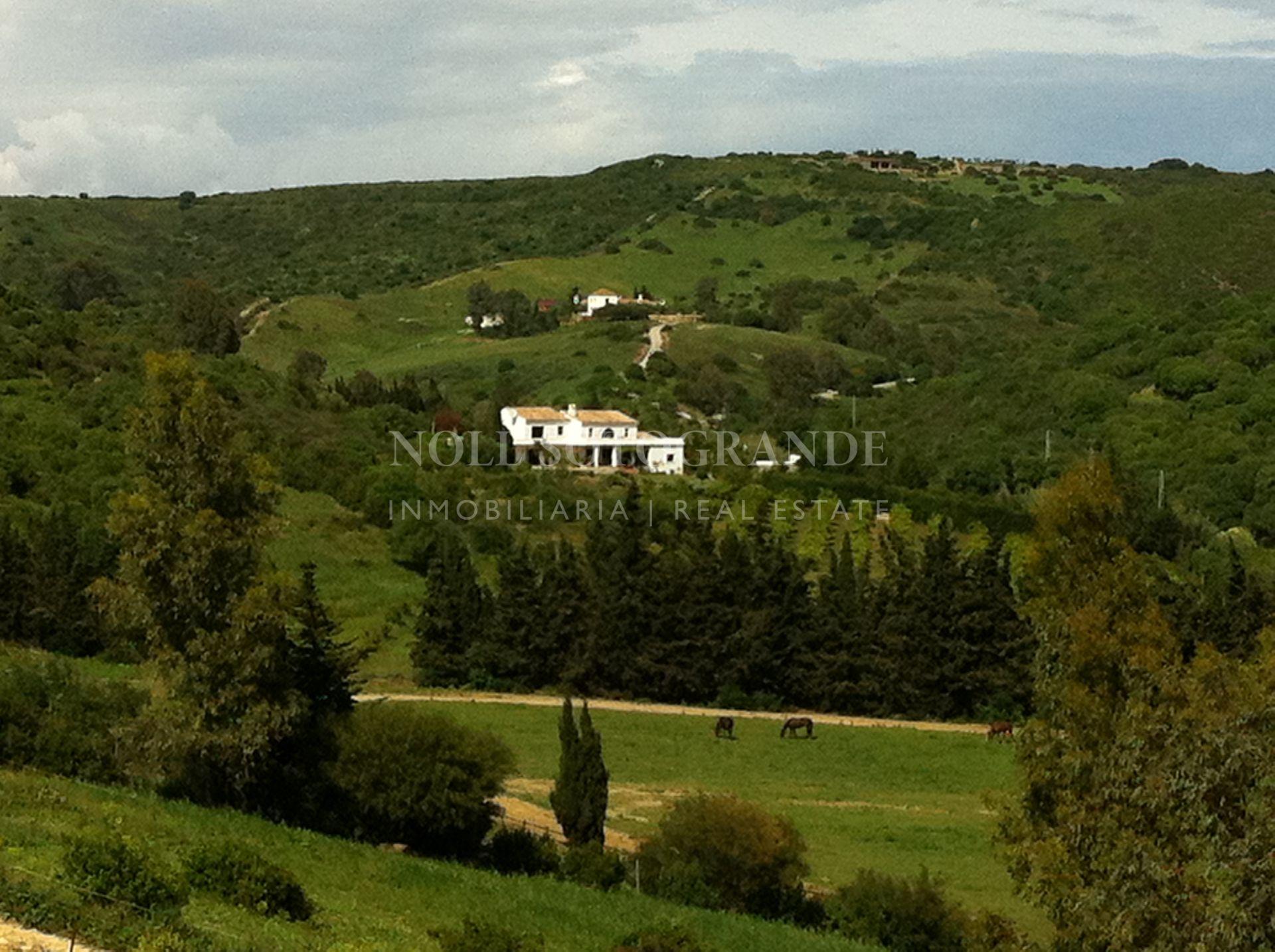 Country house close to Sotogrande