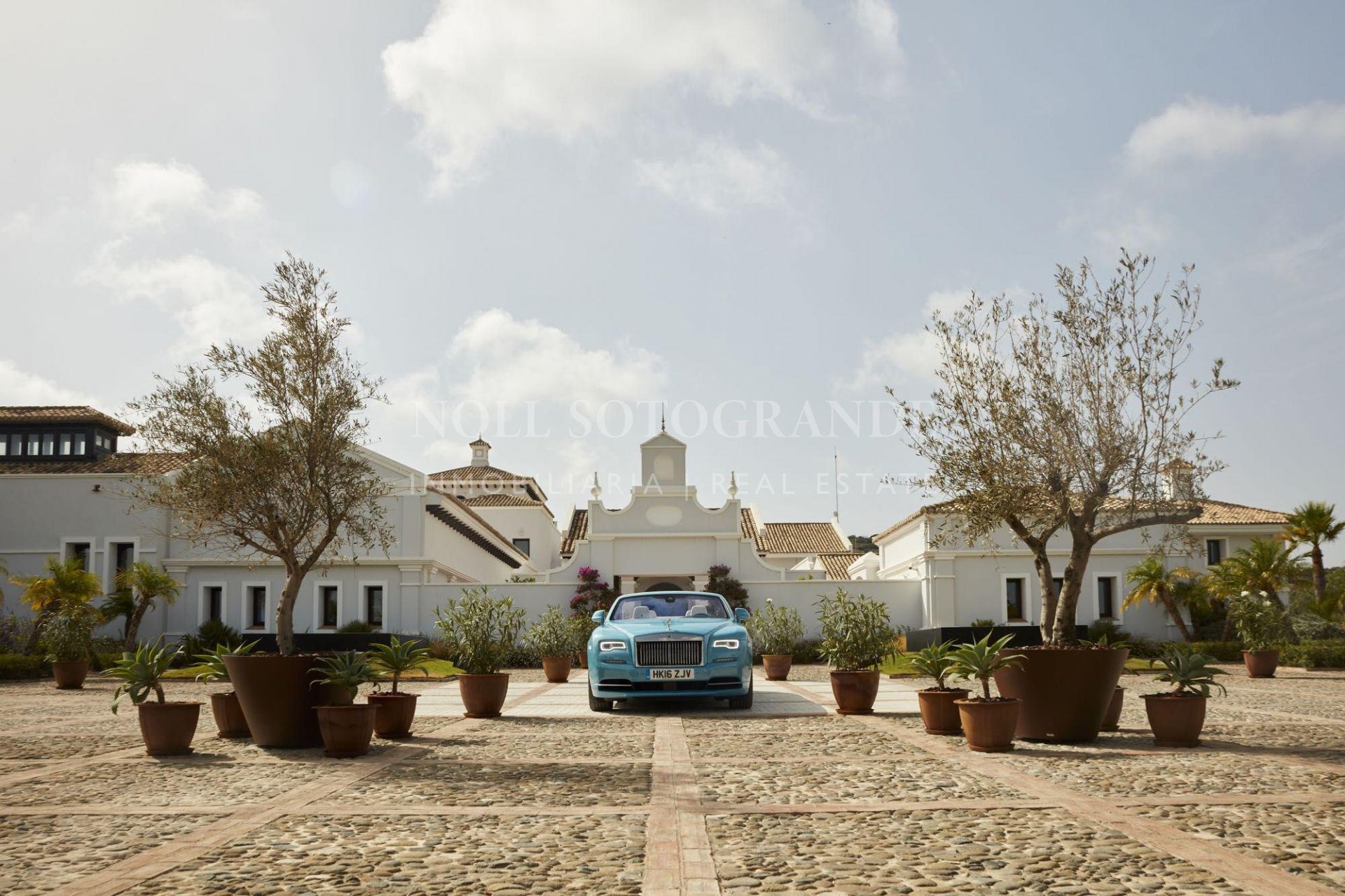 Gumuchdjian Villa in La Reserva de Sotogrande