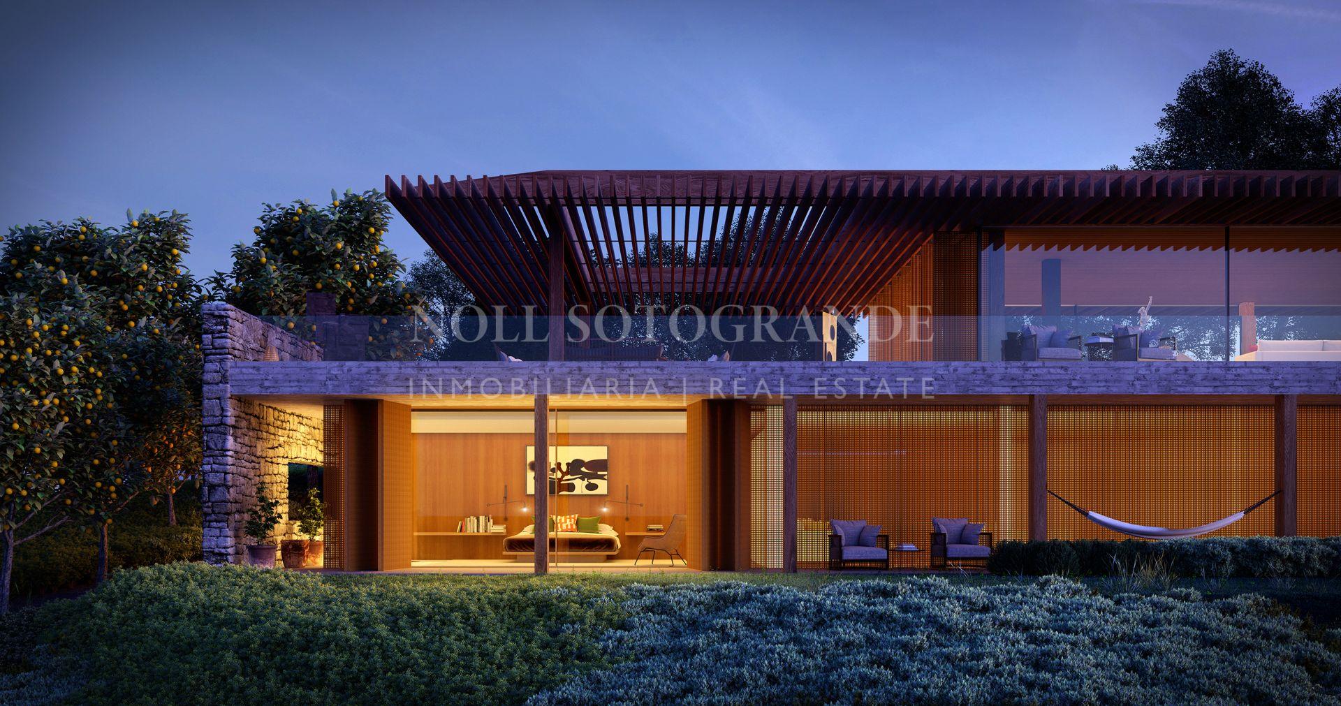 MK27- Villa in La Reserva de Sotogrande