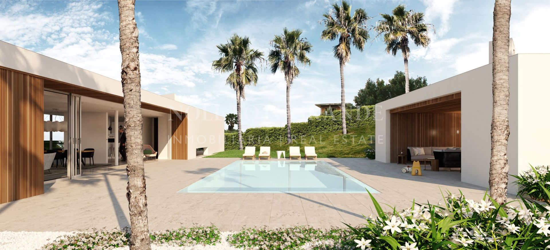 Off-plan Villa for sale La Reserva Sotogrande