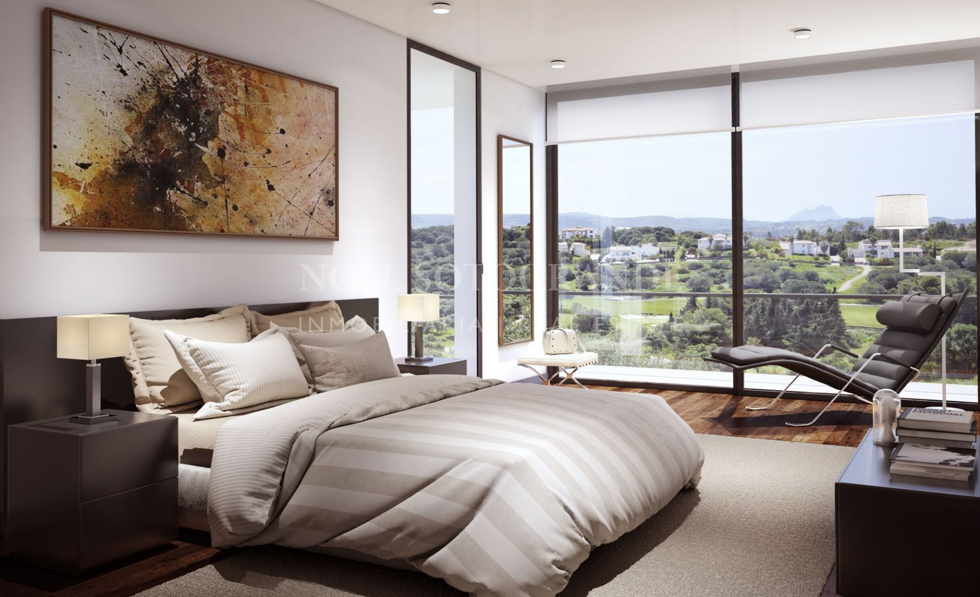 Villa lujosa en venta sobre plan La Reserva Sotogrande