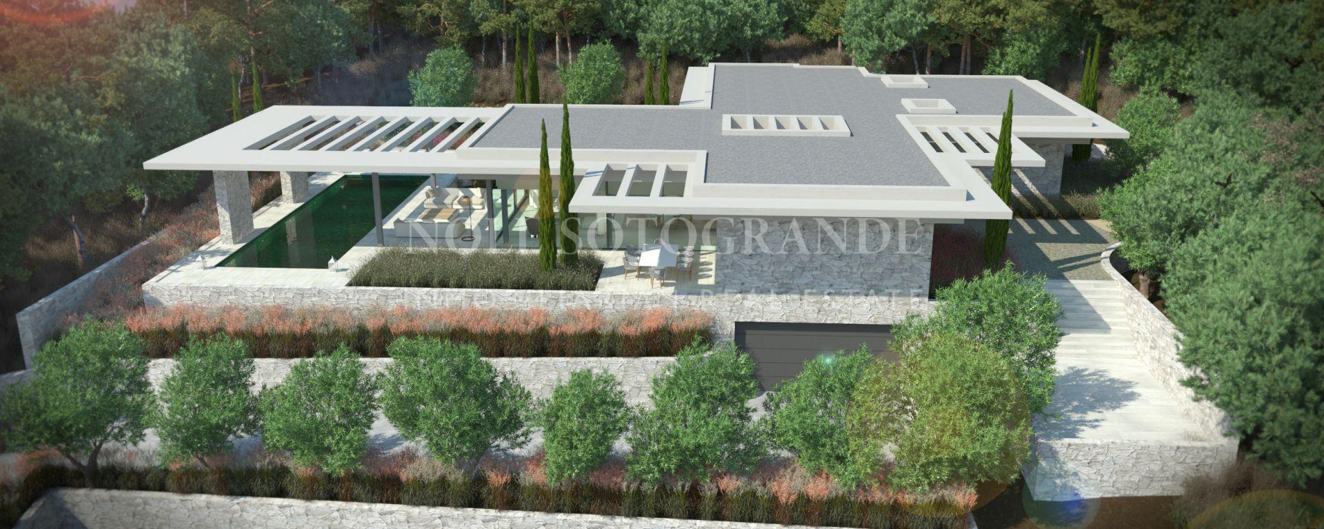 Luxury Villa off-plan La Reserva de Sotogrande