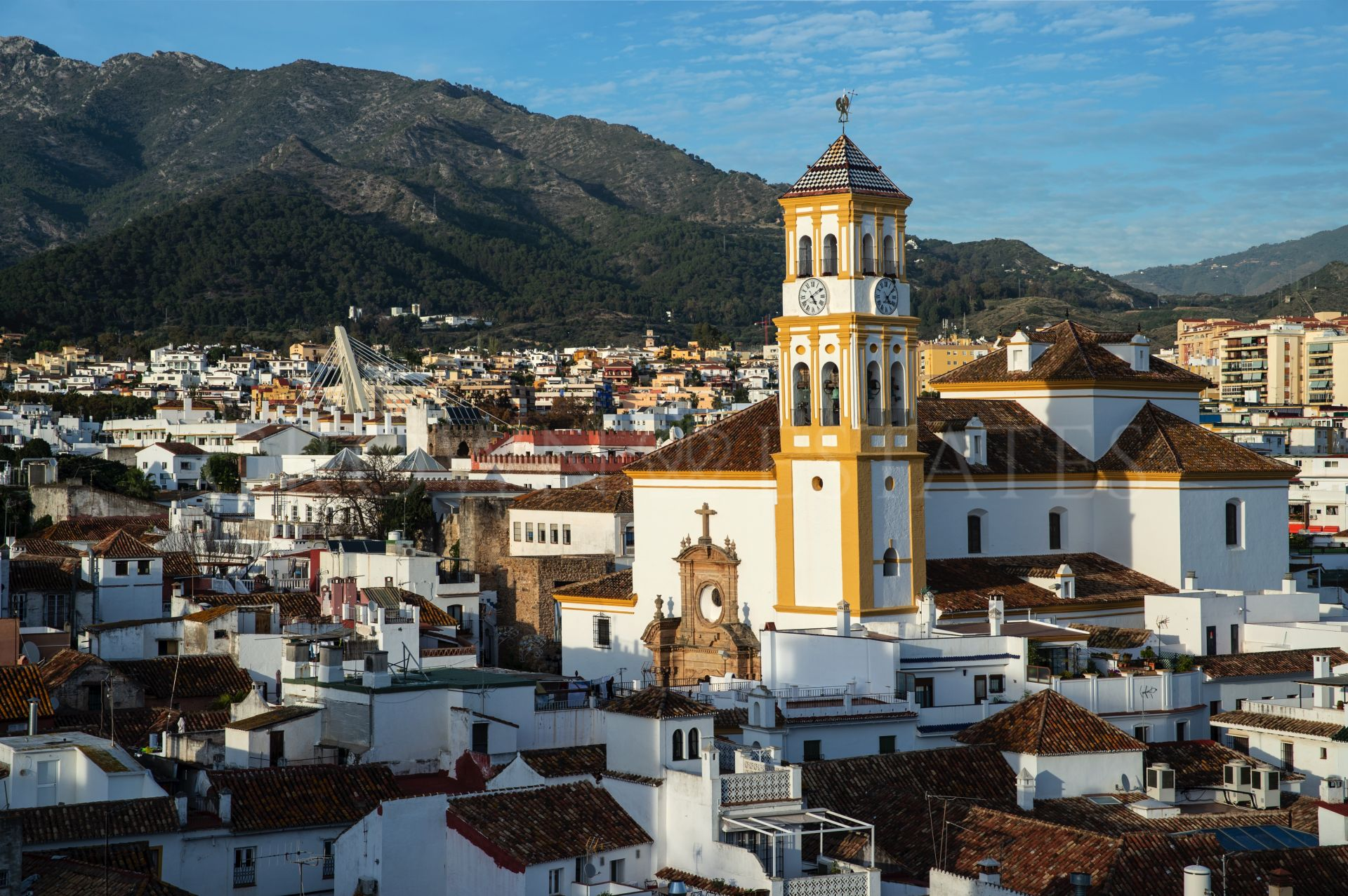 A new project of 6 unique apartments for sale in Marbella old town.