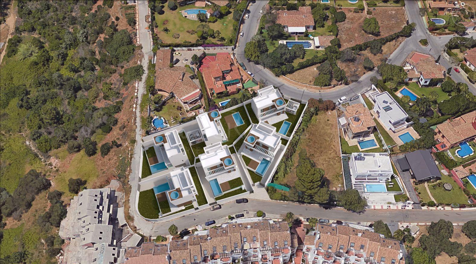 Plot in Valdeolletas, Marbella