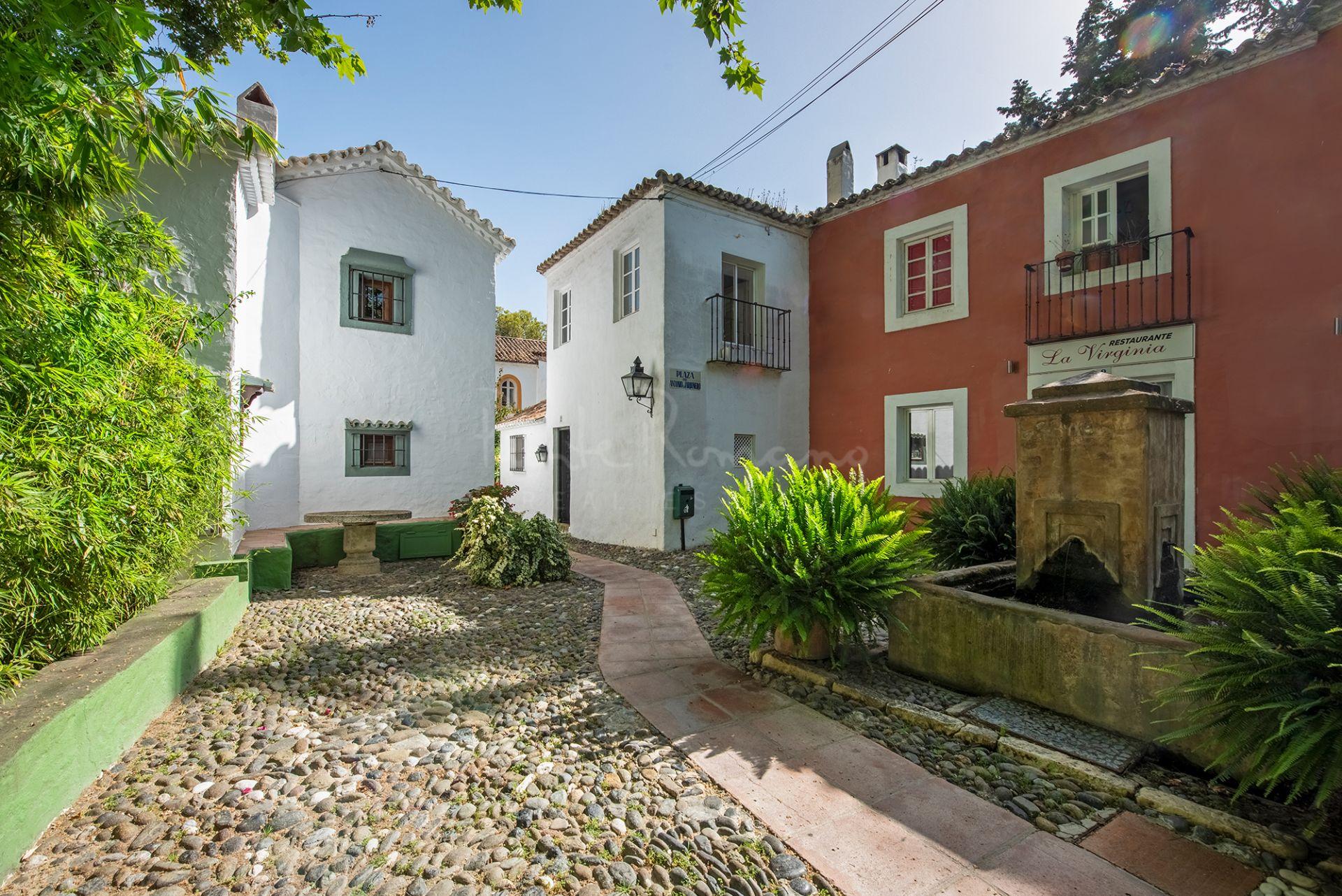 Semi Detached House in La Virginia, Marbella