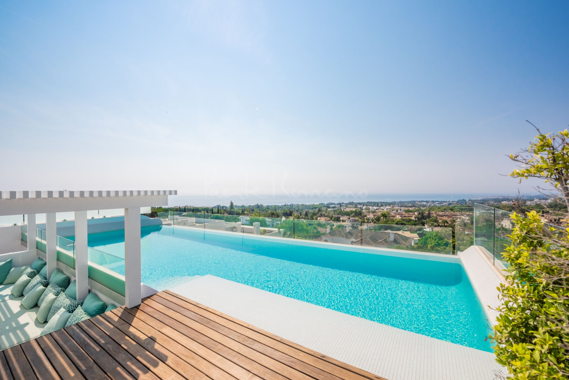 Duplex Penthouse in Reserva de Sierra Blanca, Marbella