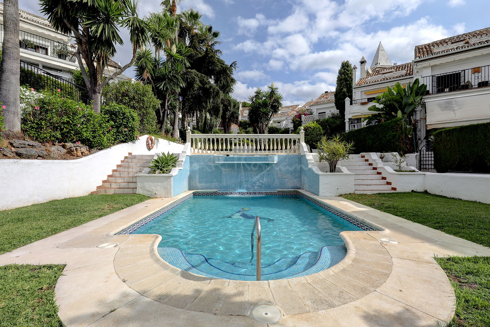 Semi Detached House in Nagüeles, Marbella