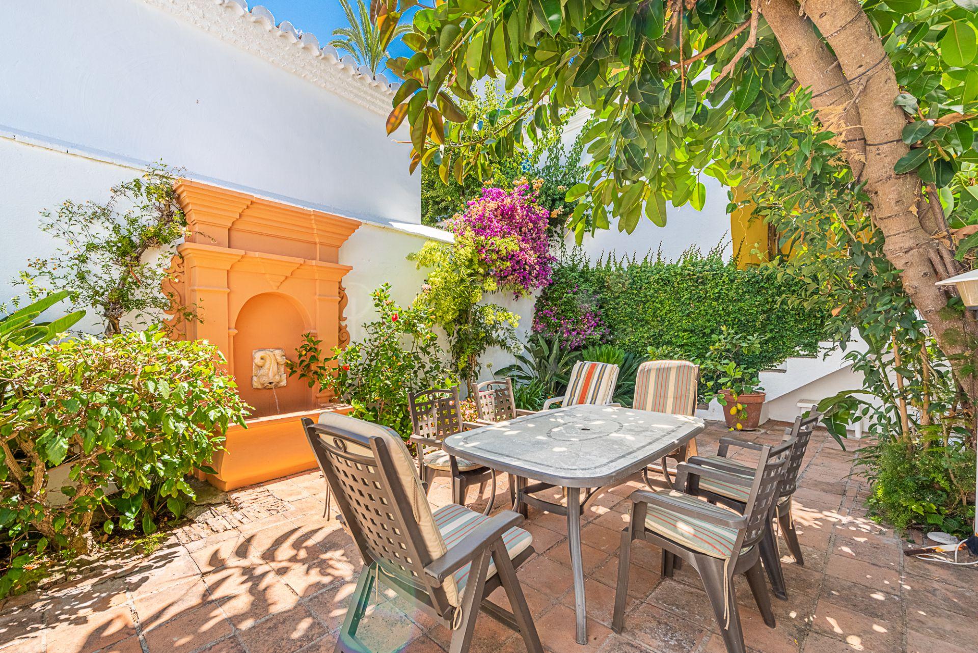 Town House in Lomas Pueblo, Marbella
