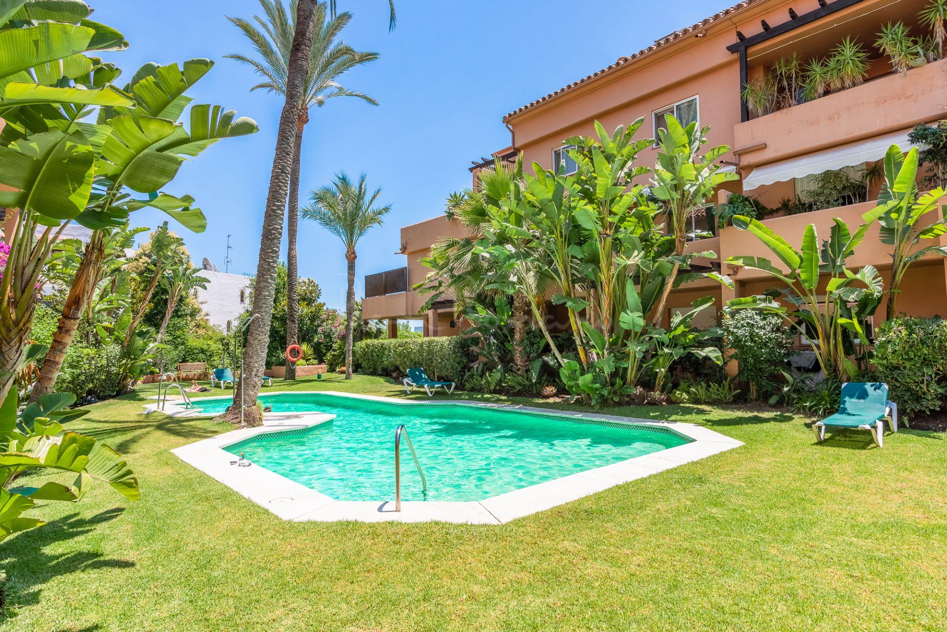 Apartment in Las Lomas del Marbella Club, Marbella