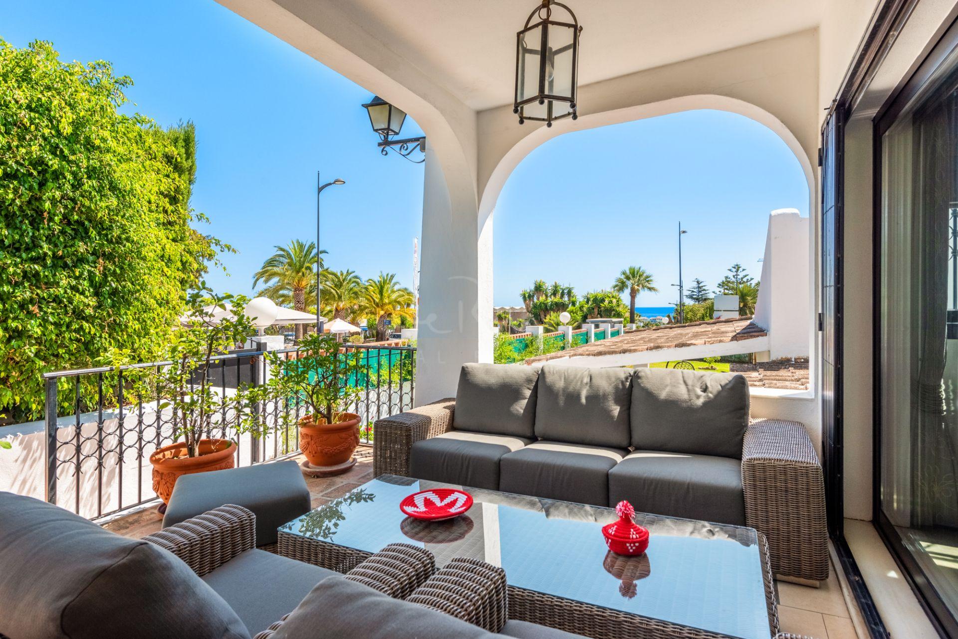Ground Floor Apartment in Centro Plaza, Marbella