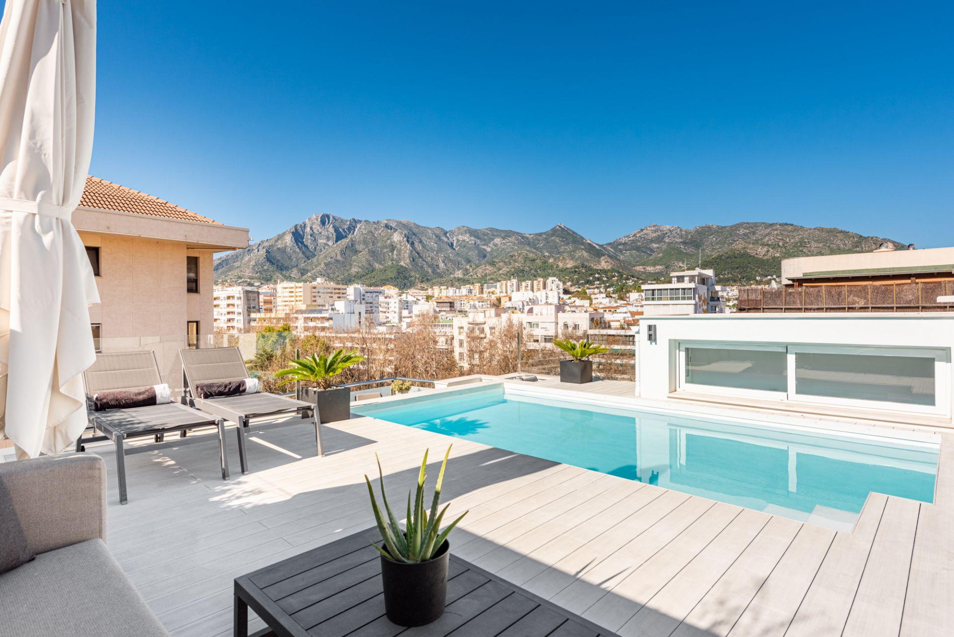 Duplex Penthouse in Marbella, Marbella