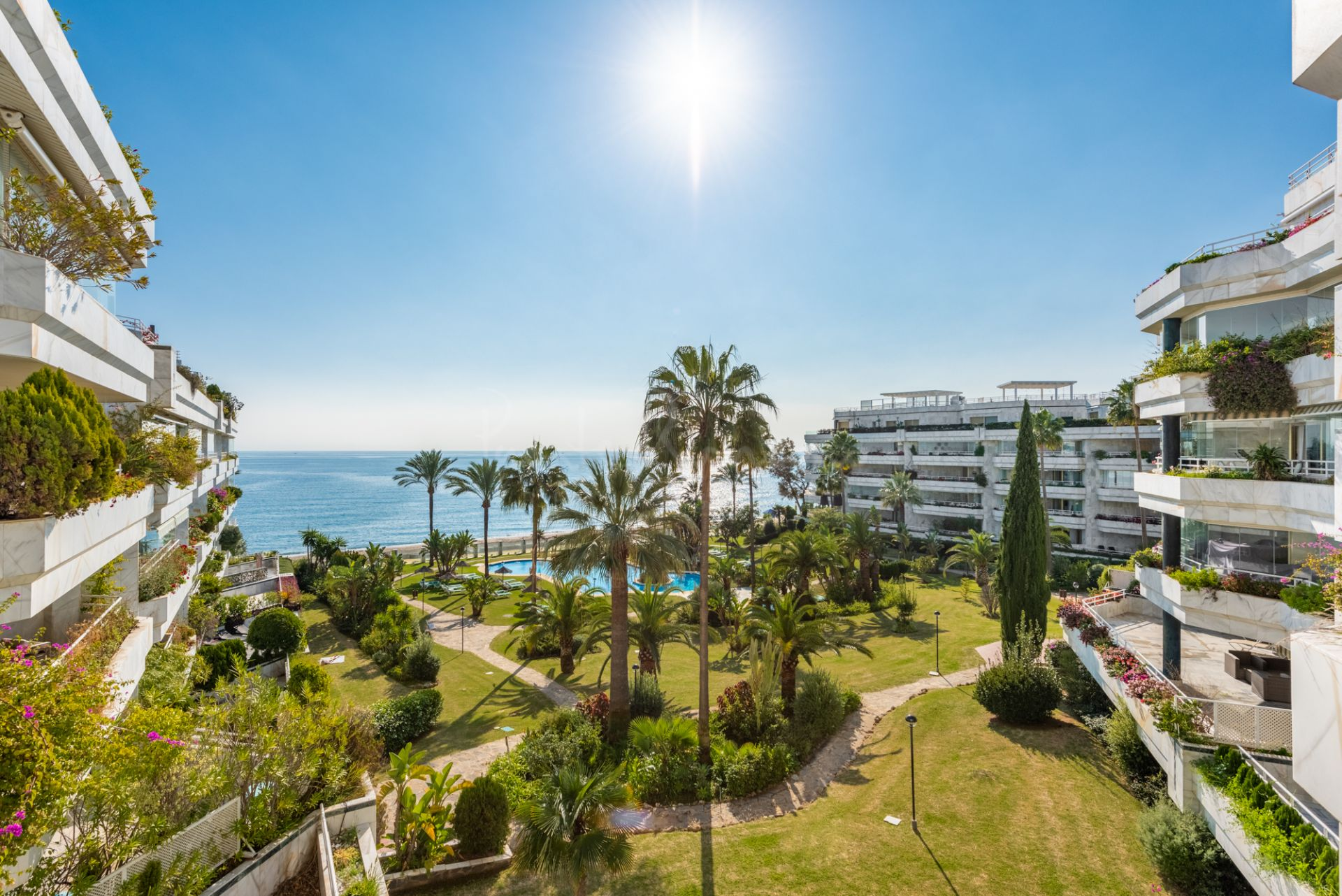 Apartment in Playa Esmeralda, Marbella