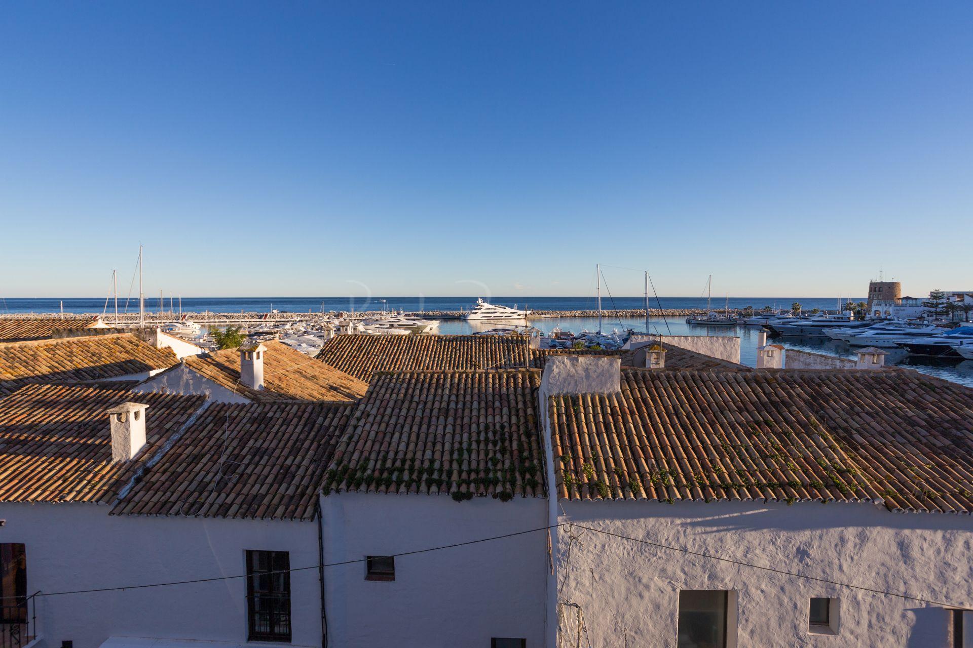 Penthouse in Puerto, Marbella