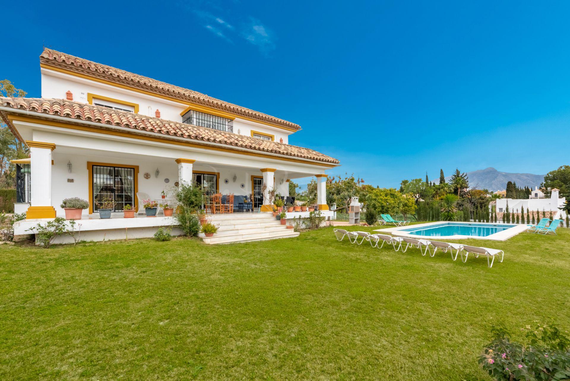 Villa in Valle del Sol, San Pedro de Alcantara