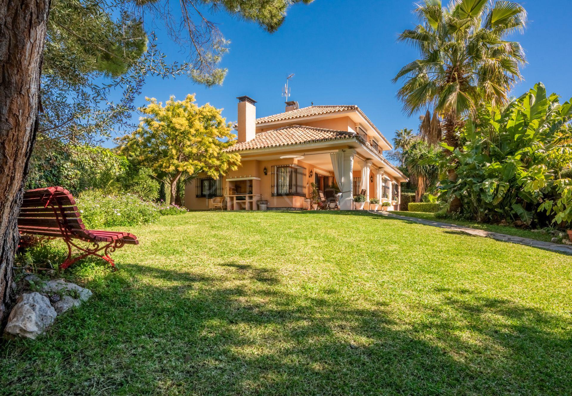 Villa in La Merced, Marbella