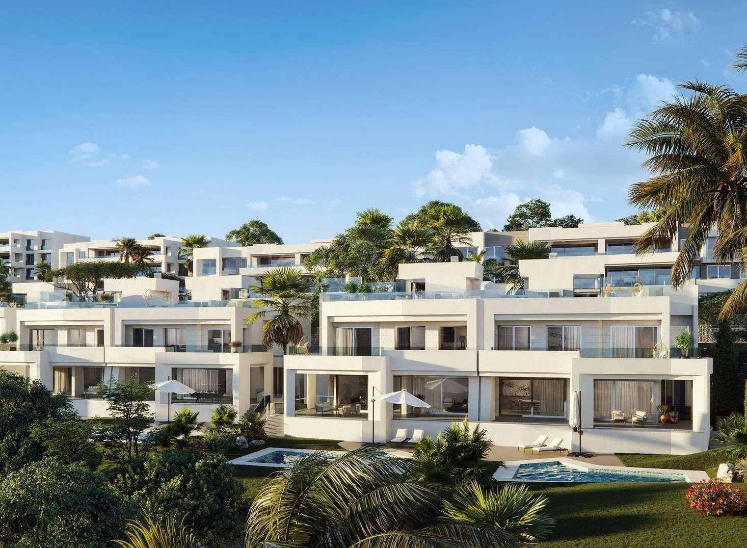 Apartment in Santa Clara, Marbella