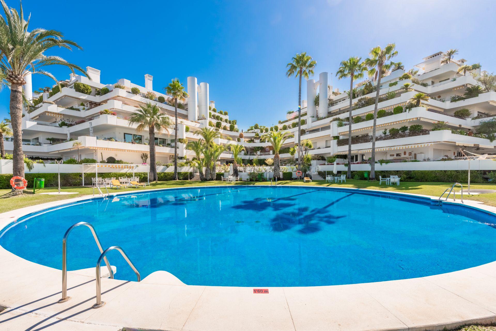 Ground Floor Apartment in Las Lomas del Marbella Club, Marbella
