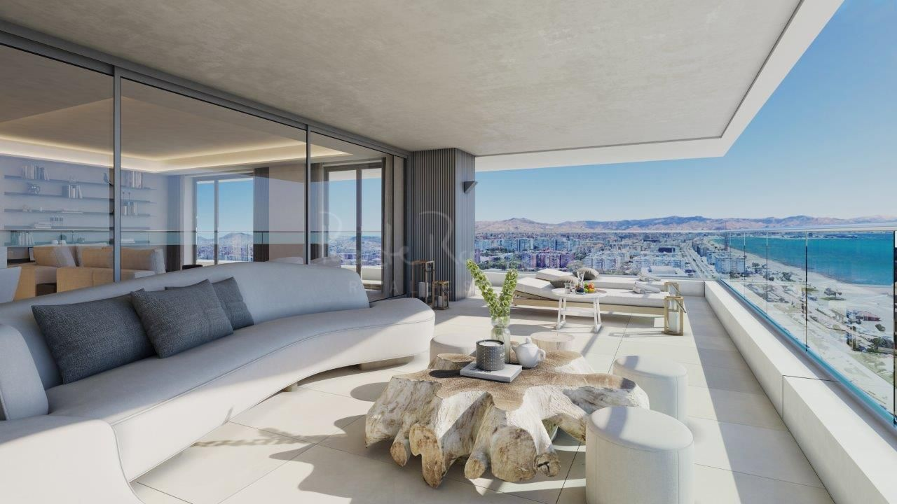Apartment in Malaga