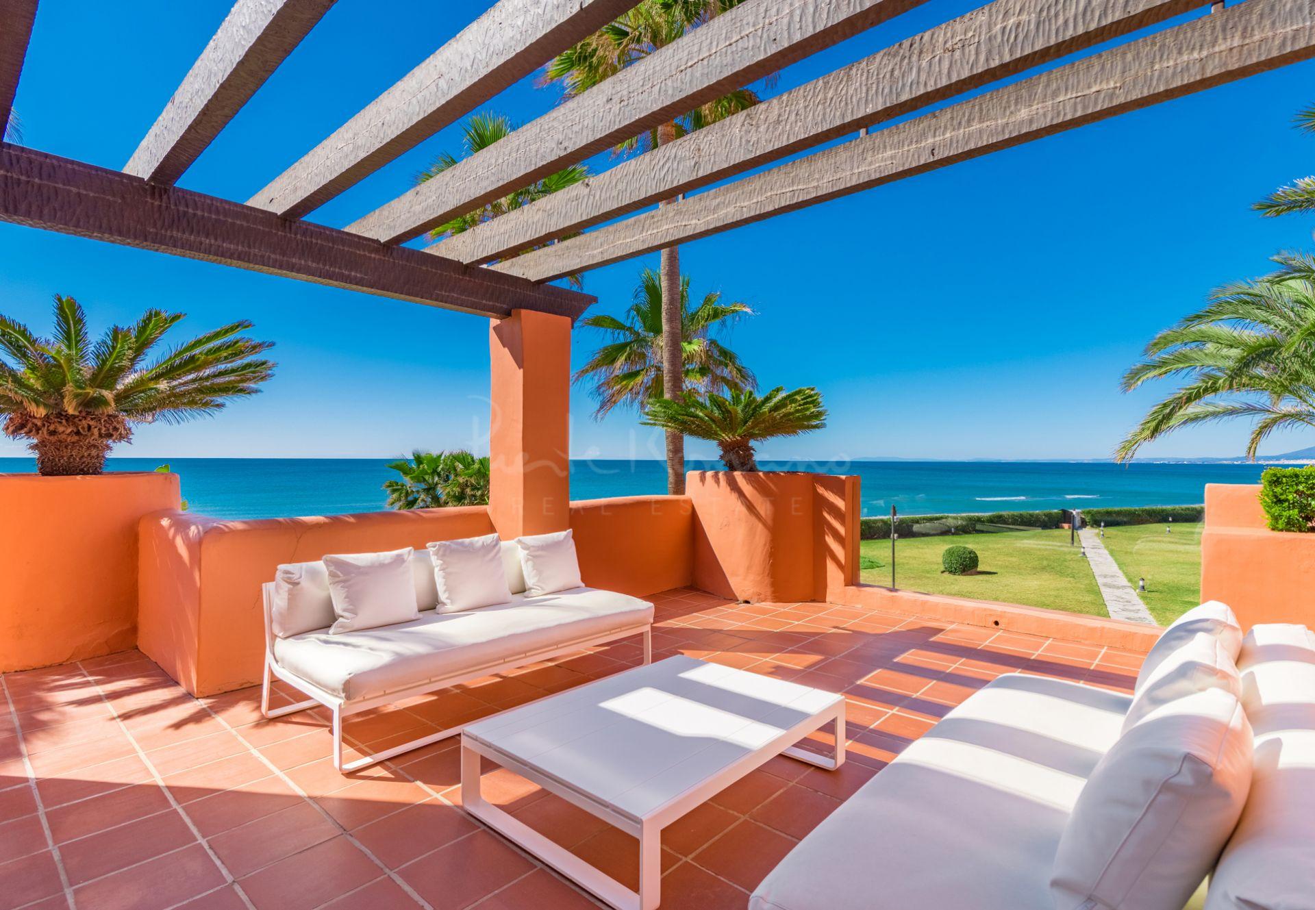 Penthouse in La Reserva de los Monteros, Marbella