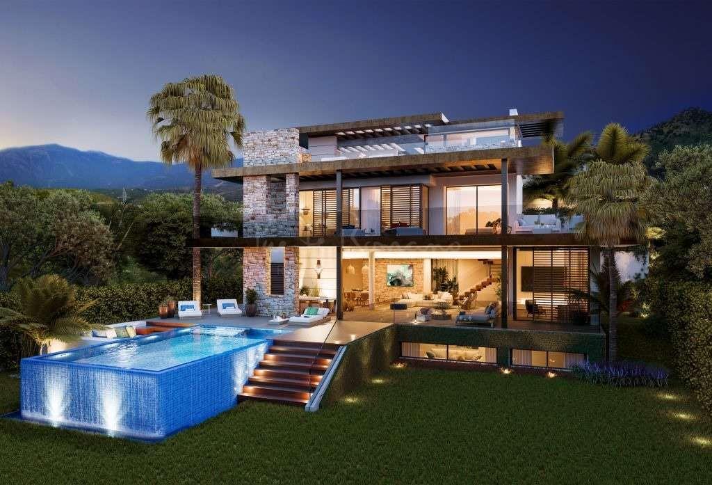 Villa in La Alqueria, Benahavis