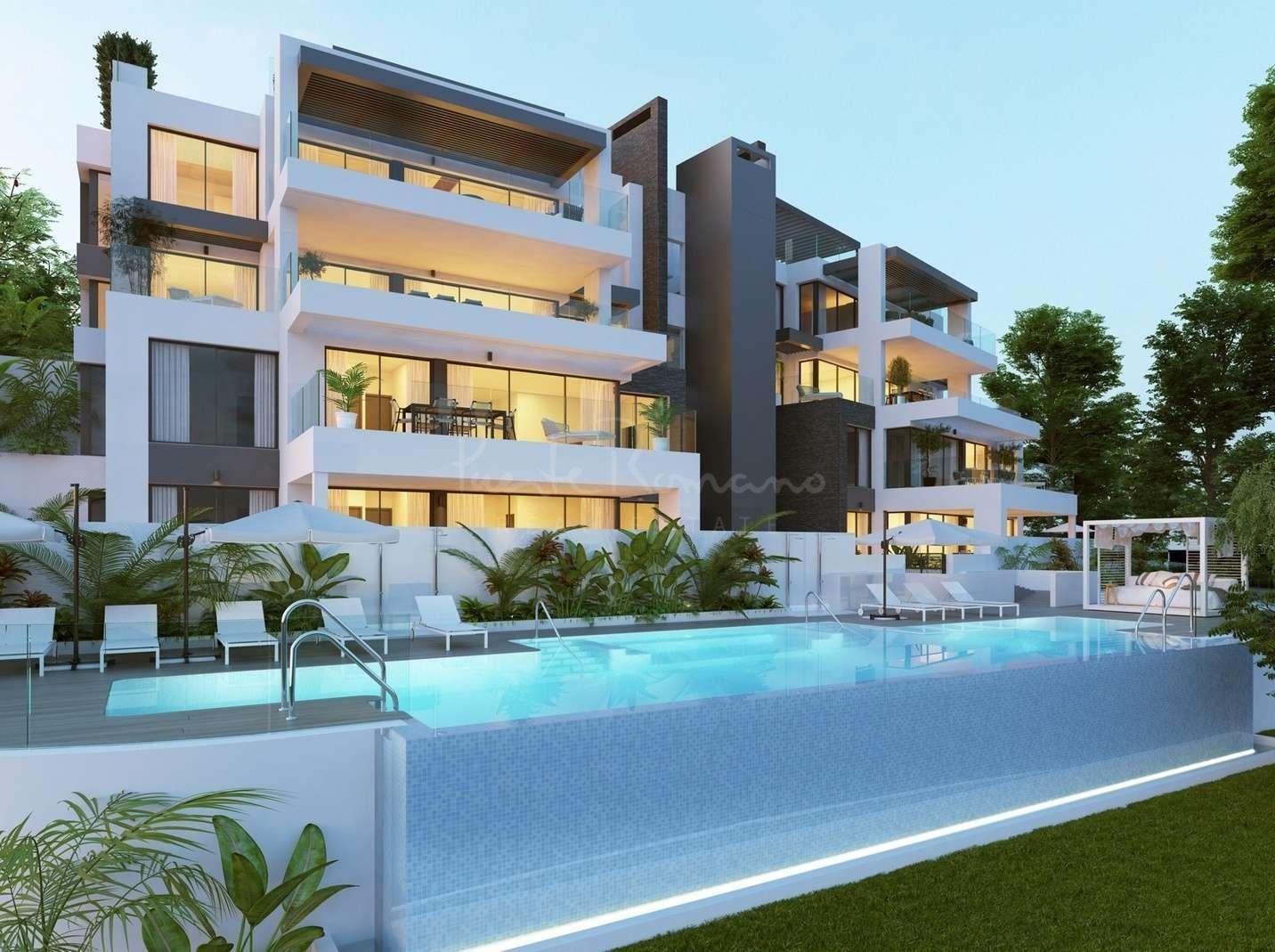 Ground Floor Apartment in Las Colinas de Marbella, Benahavis