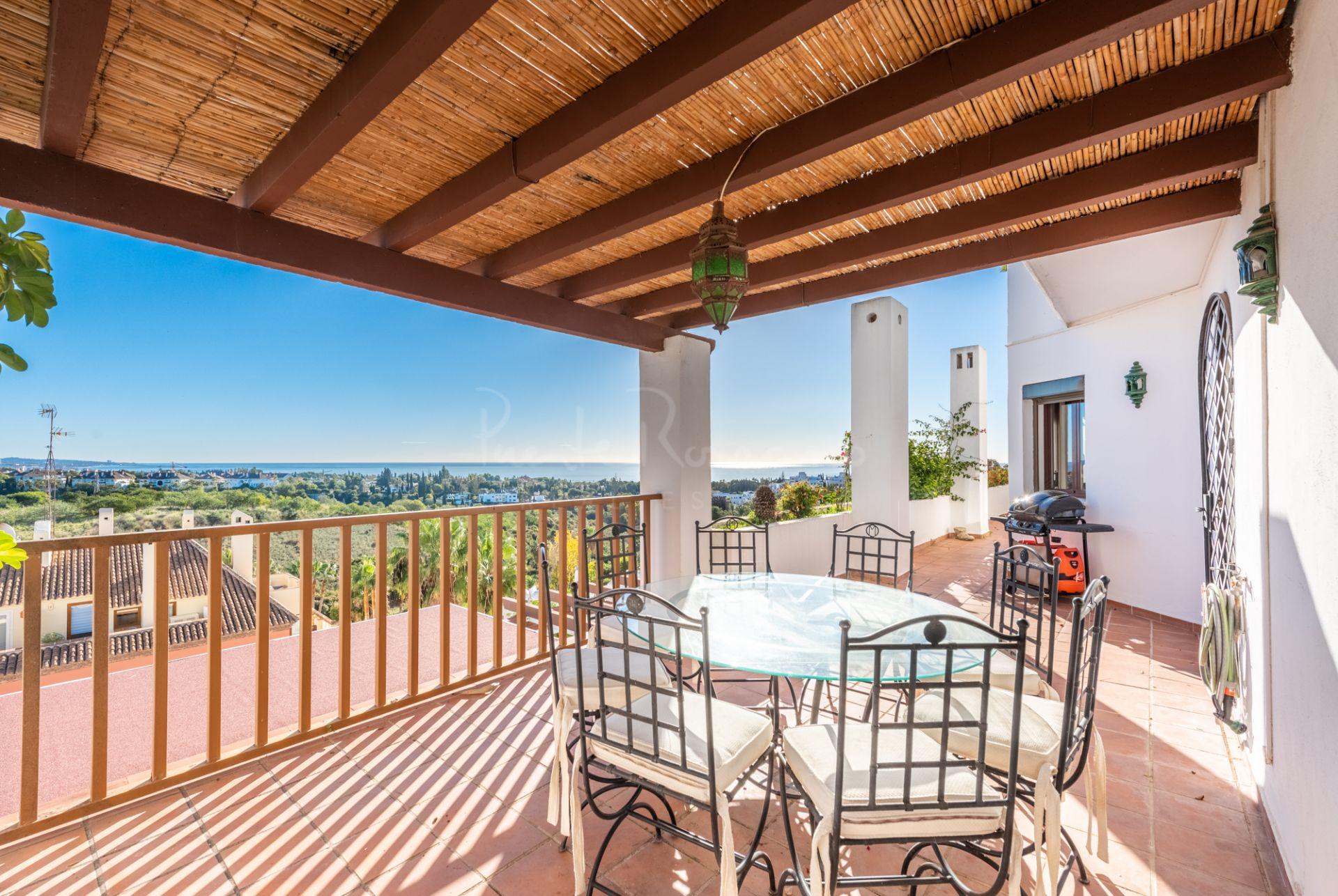 Apartment in Coto Real II, Marbella