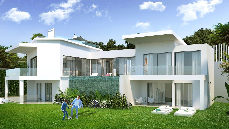 Villa in La Montua, Marbella