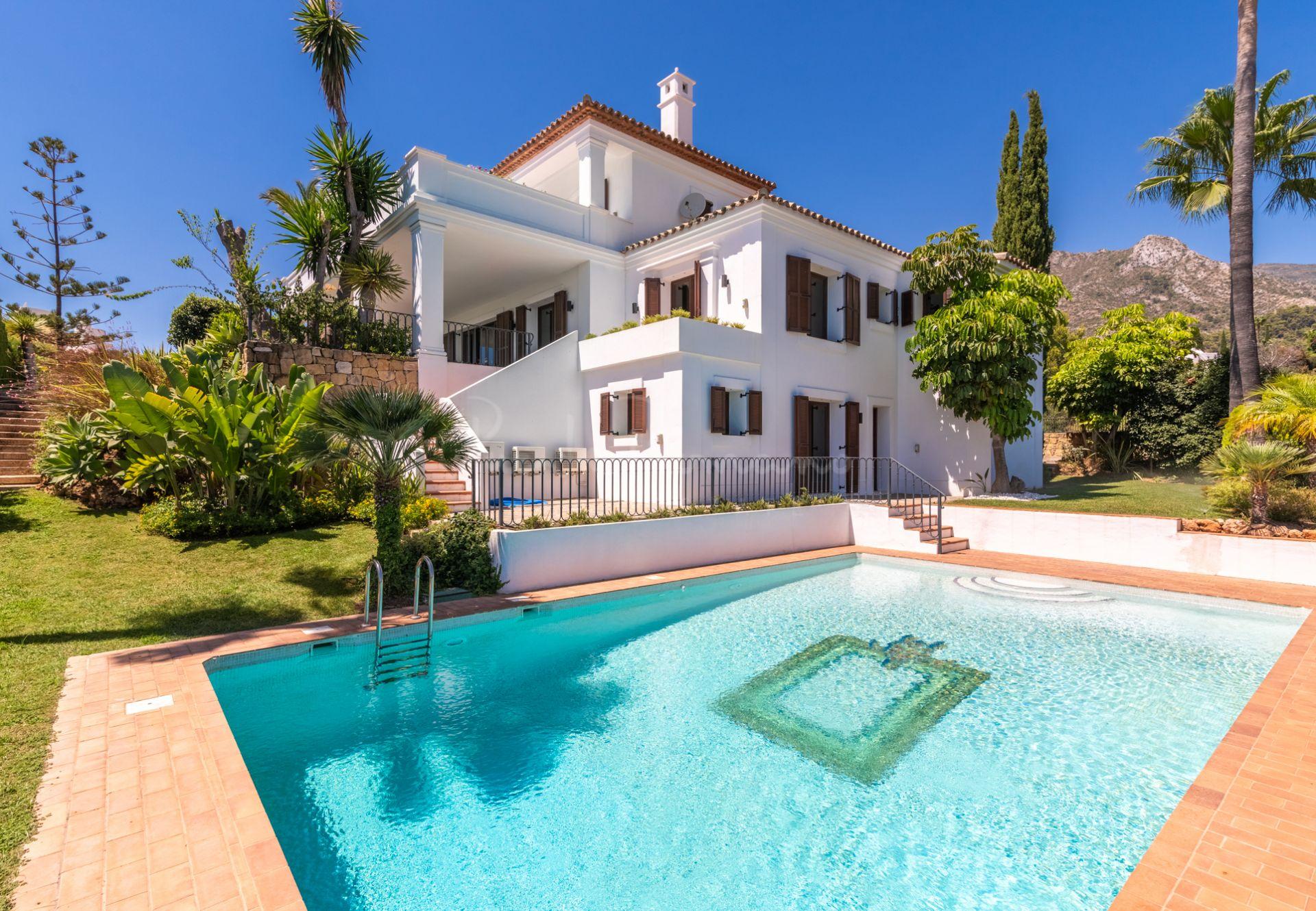 Villa in Monte Paraiso Country Club, Marbella