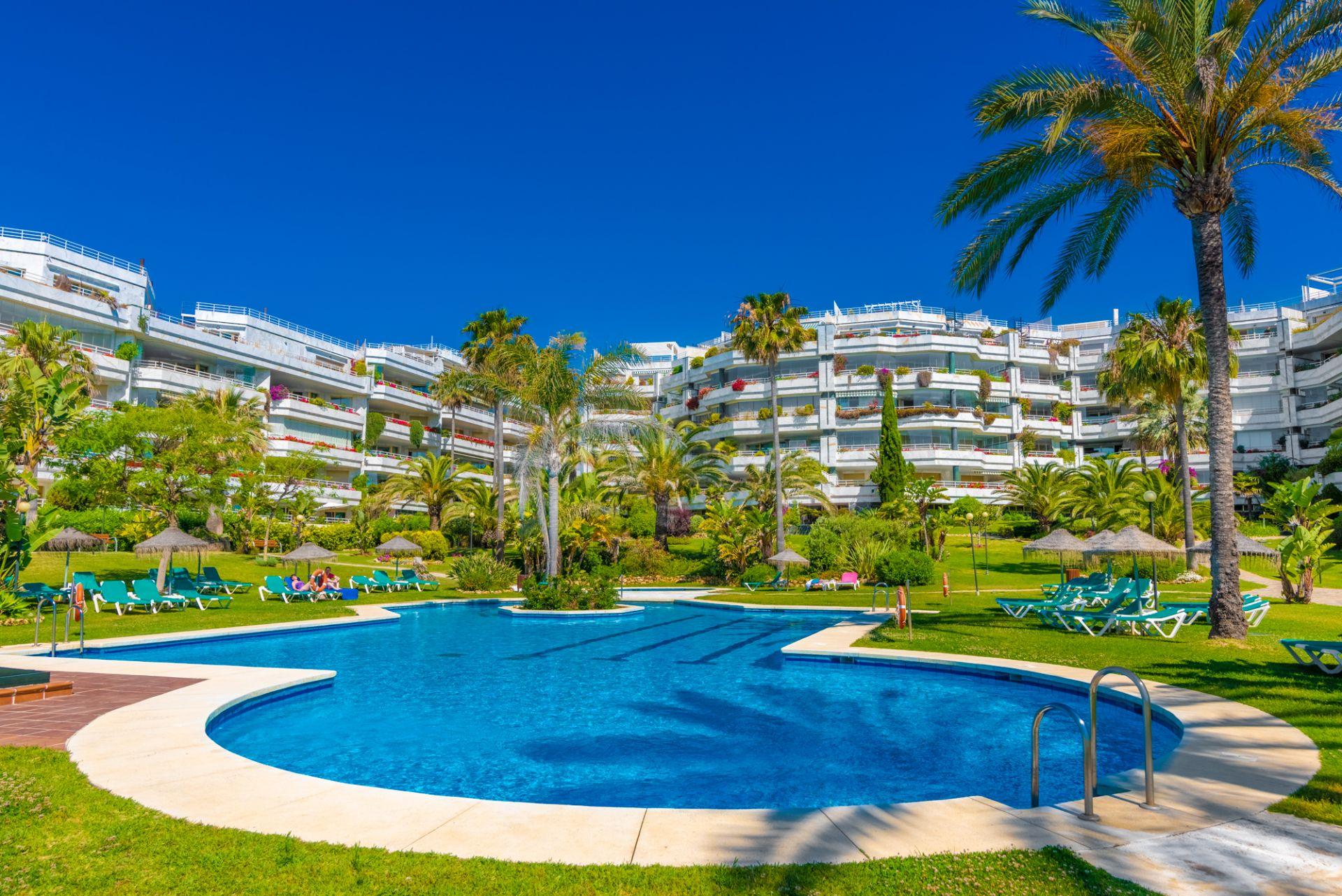 Ground Floor Apartment in Playa Esmeralda, Marbella