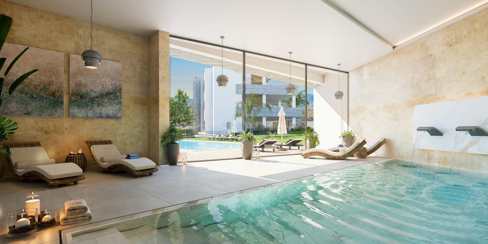 Ground Floor Apartment in Los Altos de los Monteros, Marbella