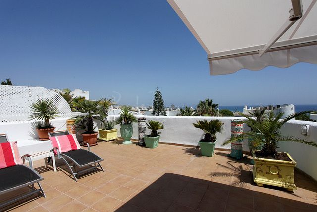 Penthouse in Marbella Real, Marbella