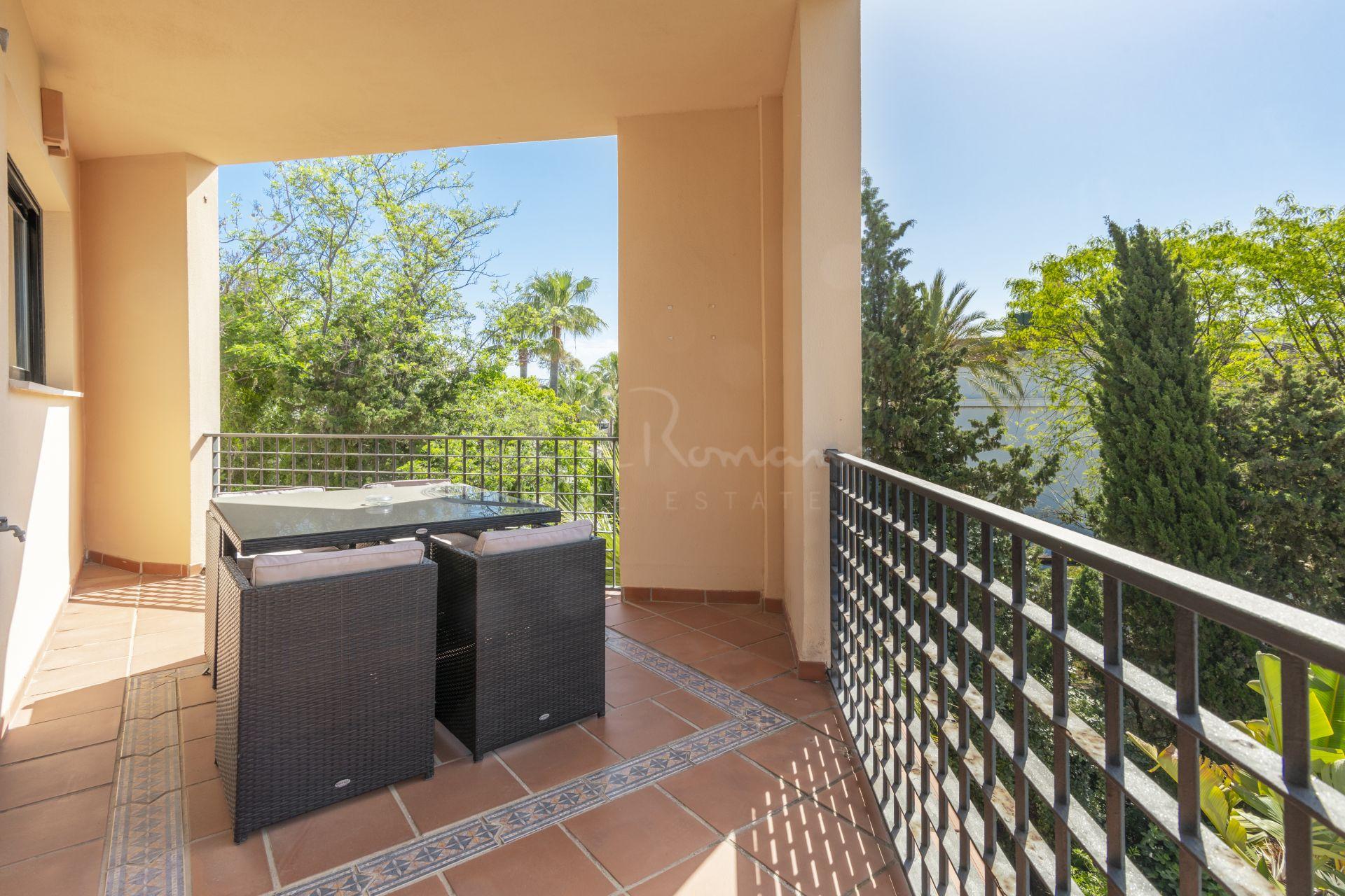Penthouse in Las Mimosas, Marbella