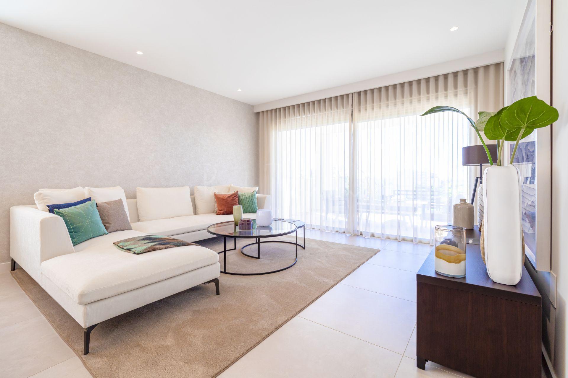 Ground Floor Apartment in Seghers, Estepona