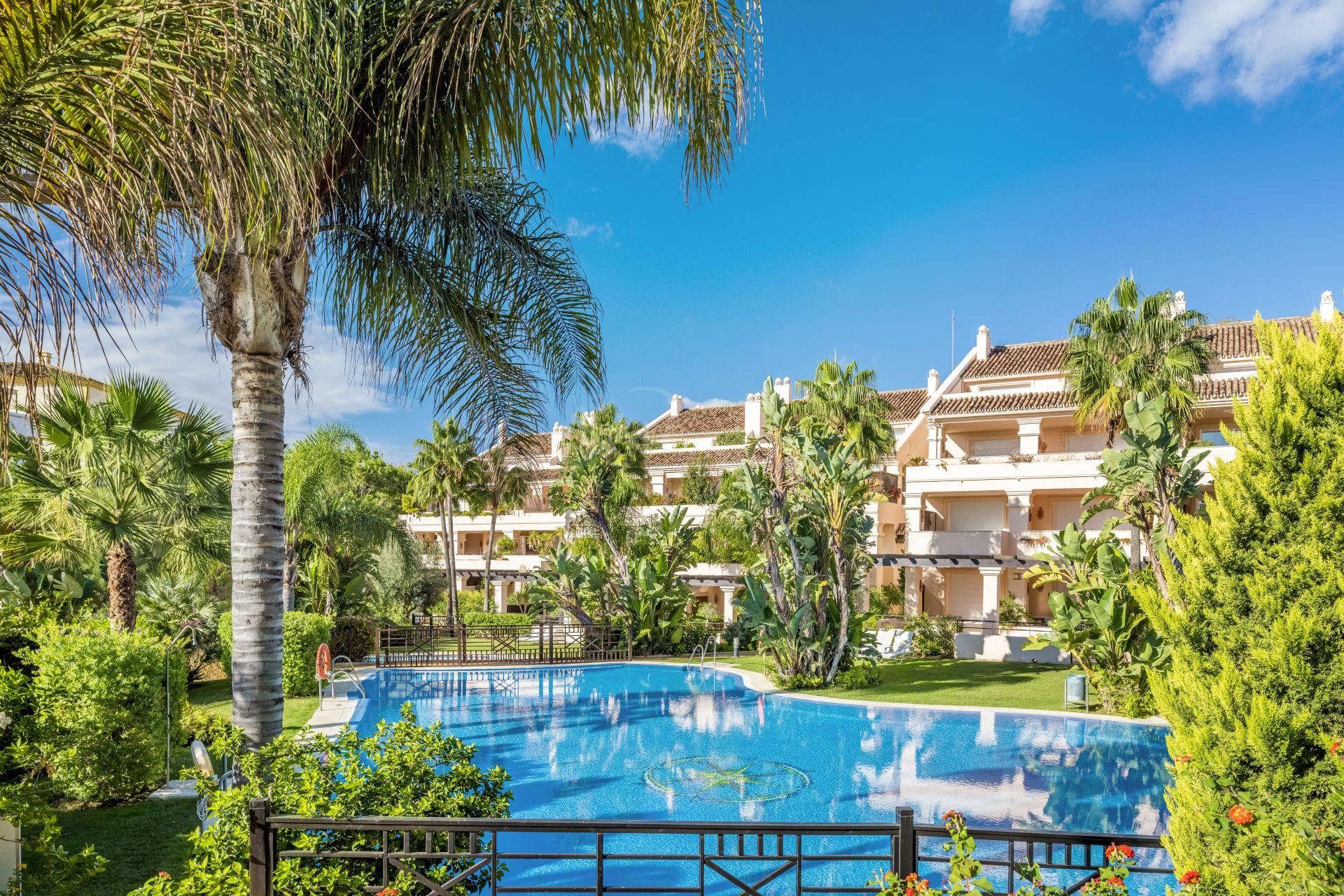 Ground Floor Apartment in Albatross Hill, Marbella