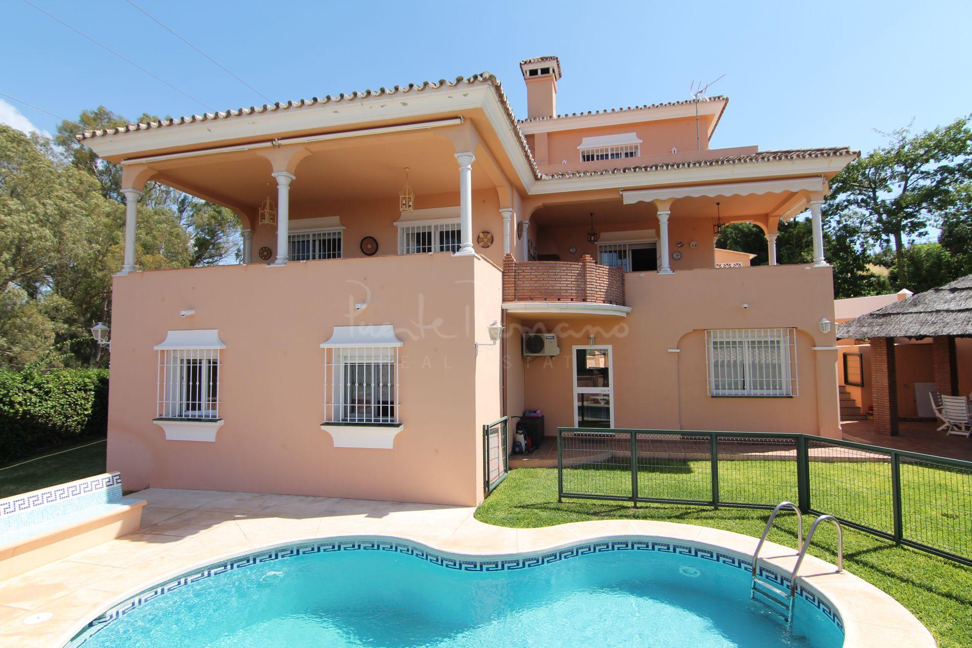 Villa in Alta Vista, San Pedro de Alcantara
