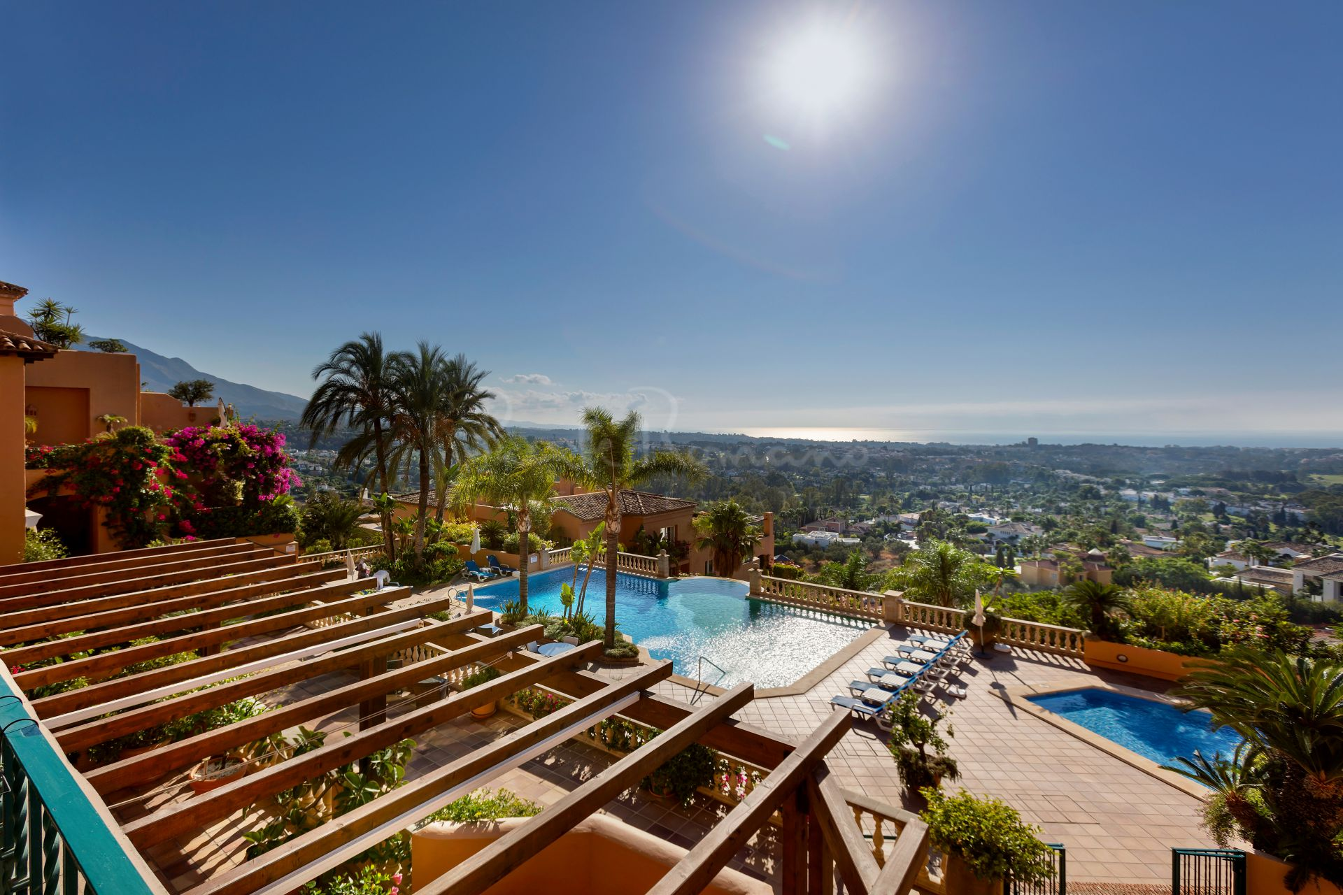 Duplex Penthouse in Los Belvederes, Marbella